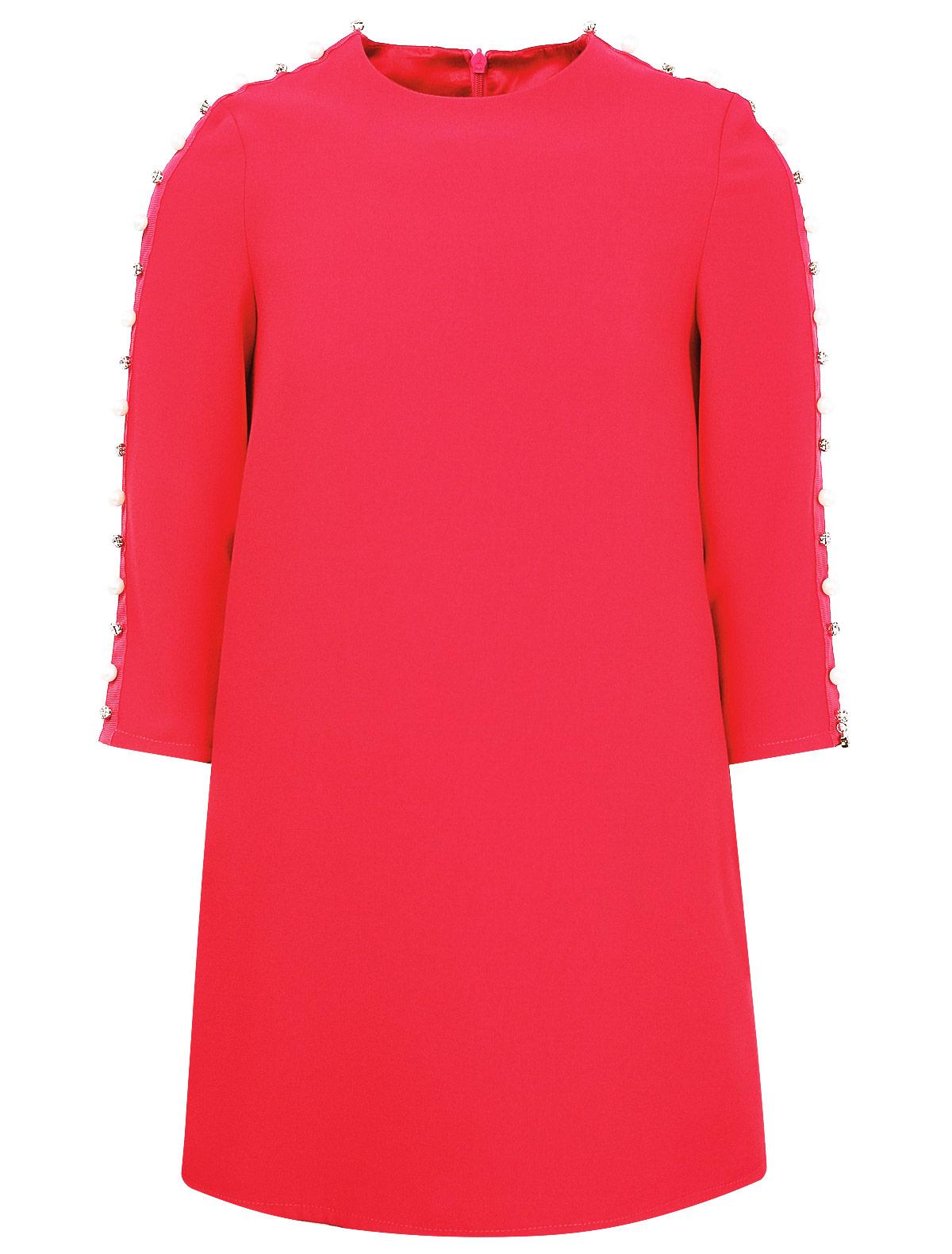 Купить 2139982, Платье ELISABETTA FRANCHI, розовый, Женский, 1052609981142