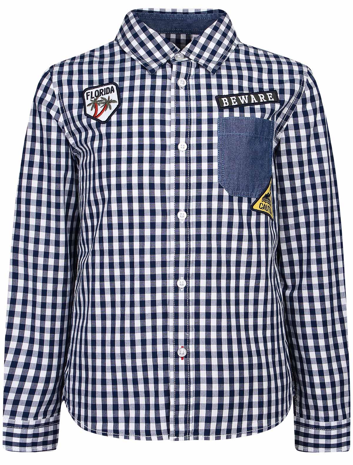Рубашка Original Marines 1864495 белого цвета