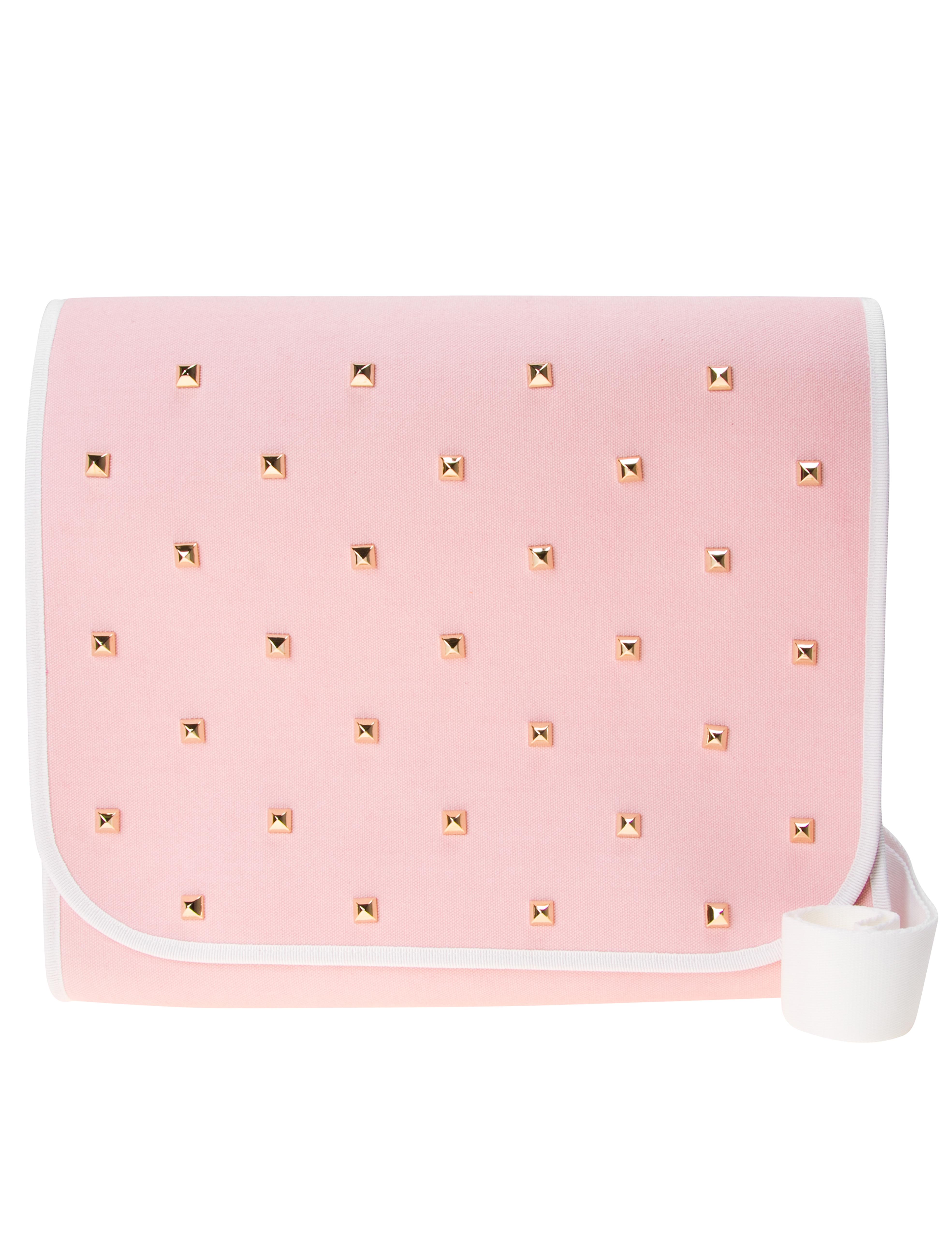 Сумка RO'RO 1892156 розового цвета
