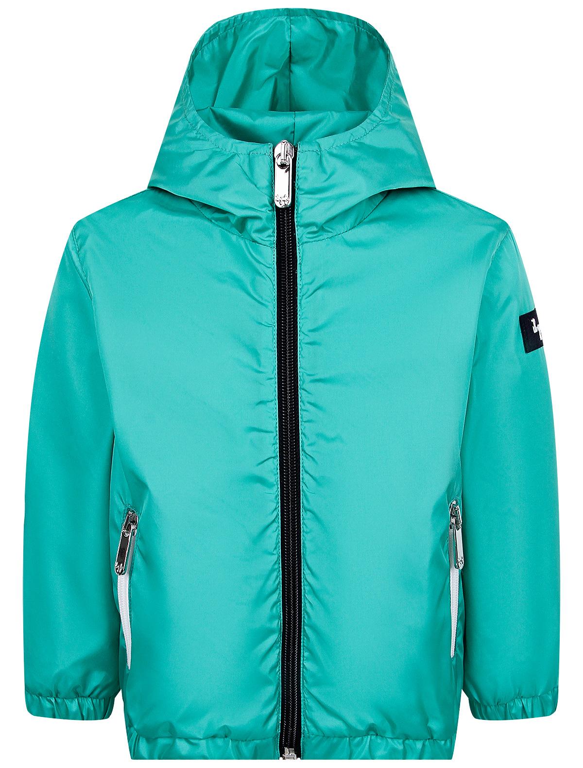 Купить 2171297, Куртка Il Gufo, зеленый, Мужской, 1074519071263