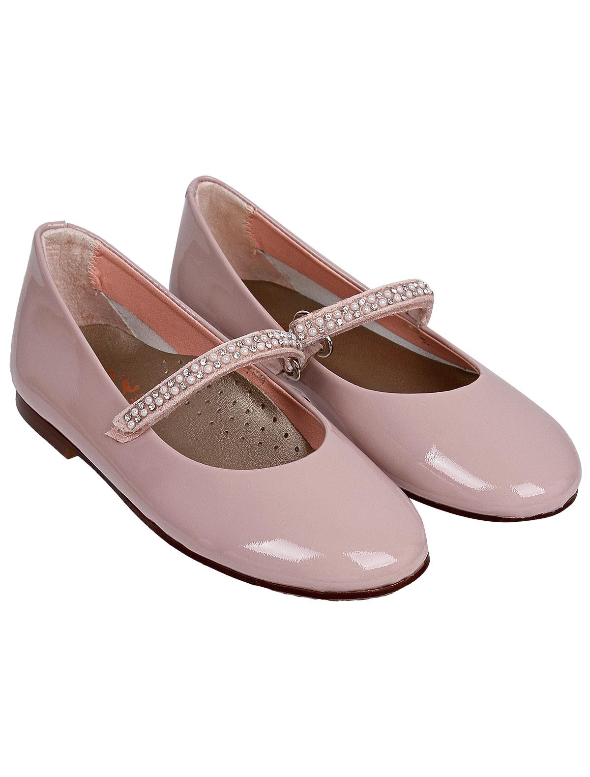 Туфли Eli розового цвета