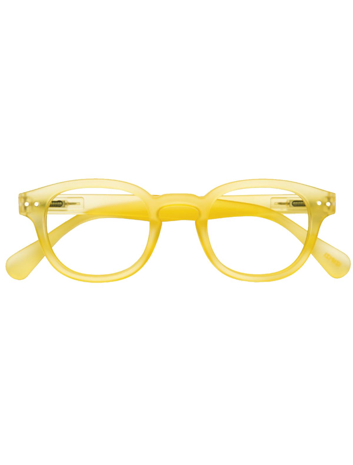 Купить 2196708, Очки IZIPIZI, желтый, 5252828980025