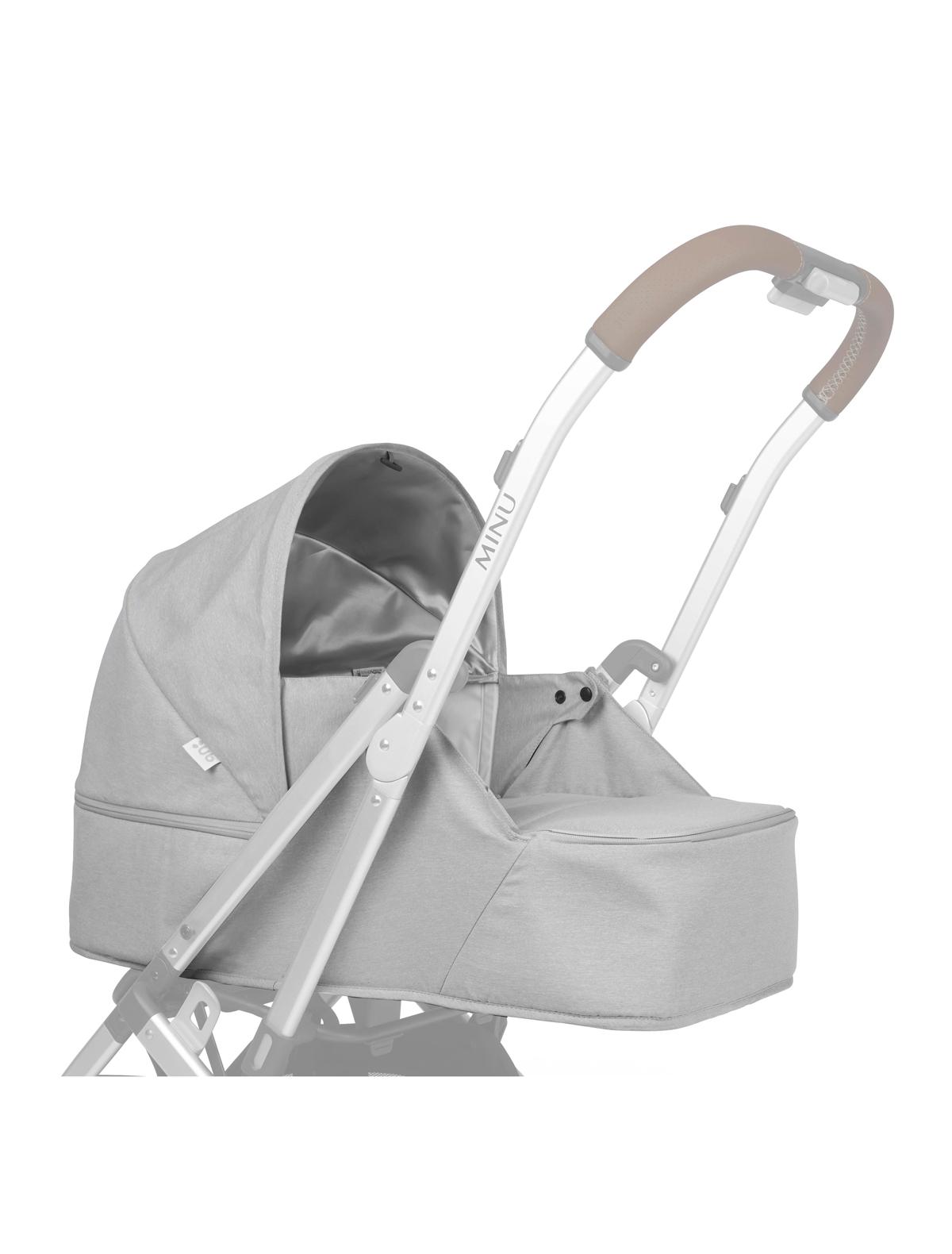 Аксессуар для коляски UPPAbaby 2152442 серого цвета