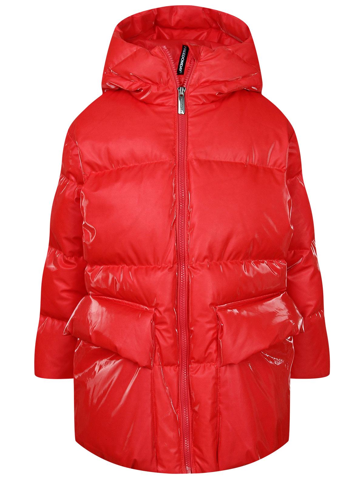 Купить 2342774, Куртка FREEDOMDAY, красный, Женский, 1074509181392