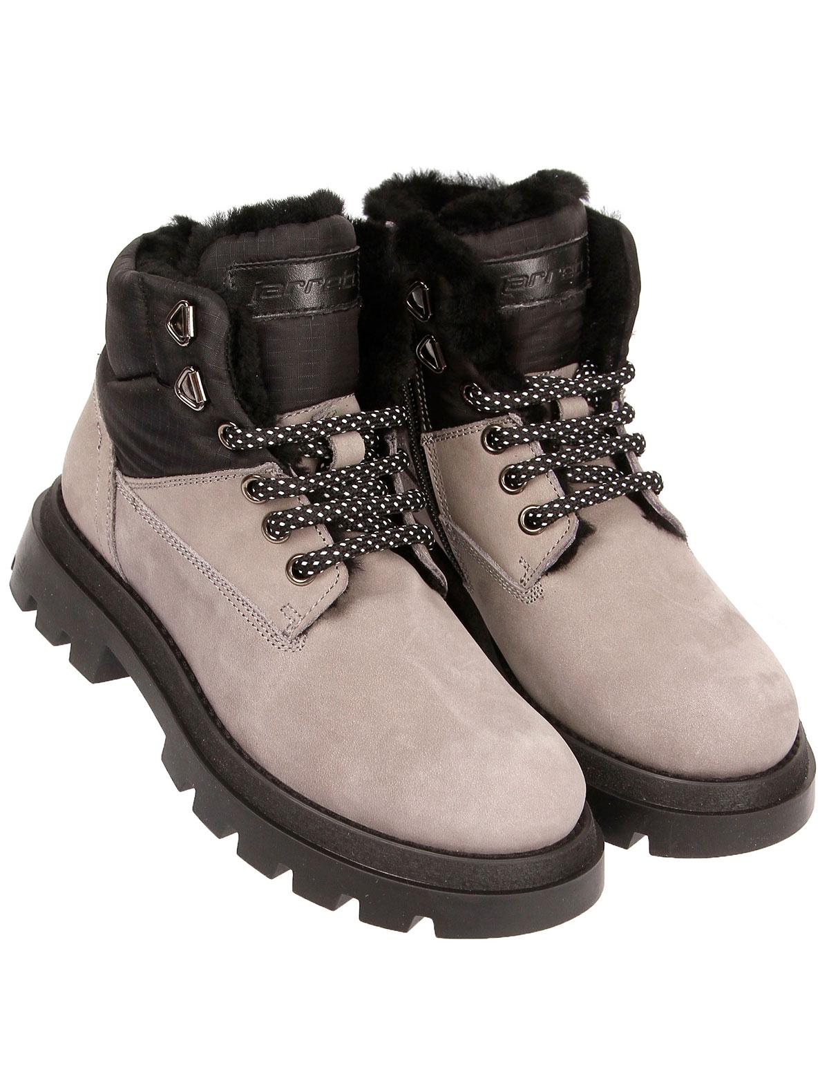 Купить 2339533, Ботинки JARRETT, серый, Женский, 2034509182187
