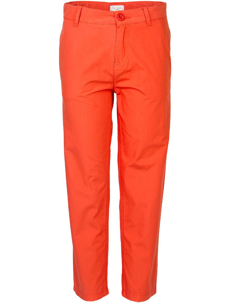Купить 1878109, Брюки Paul Smith Junior, оранжевый, Мужской, 1082419670011