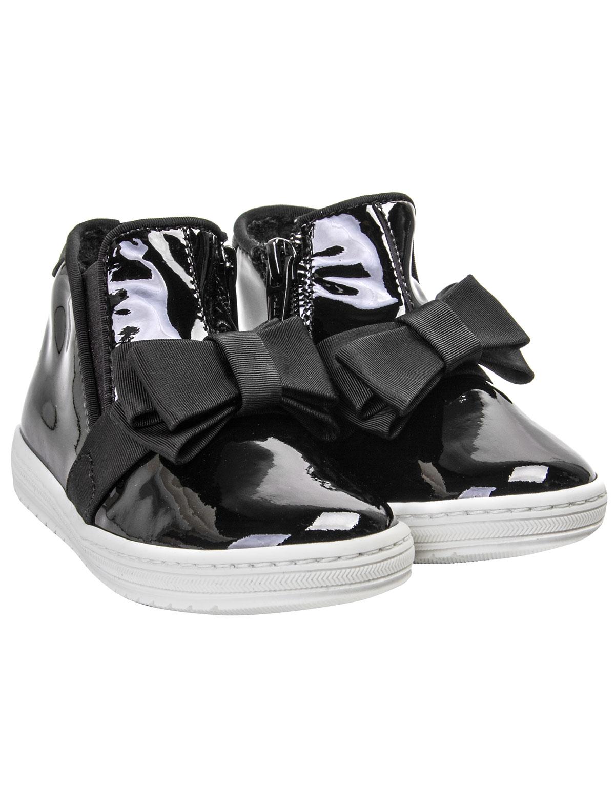 Ботинки Andrea Montelpare черного цвета