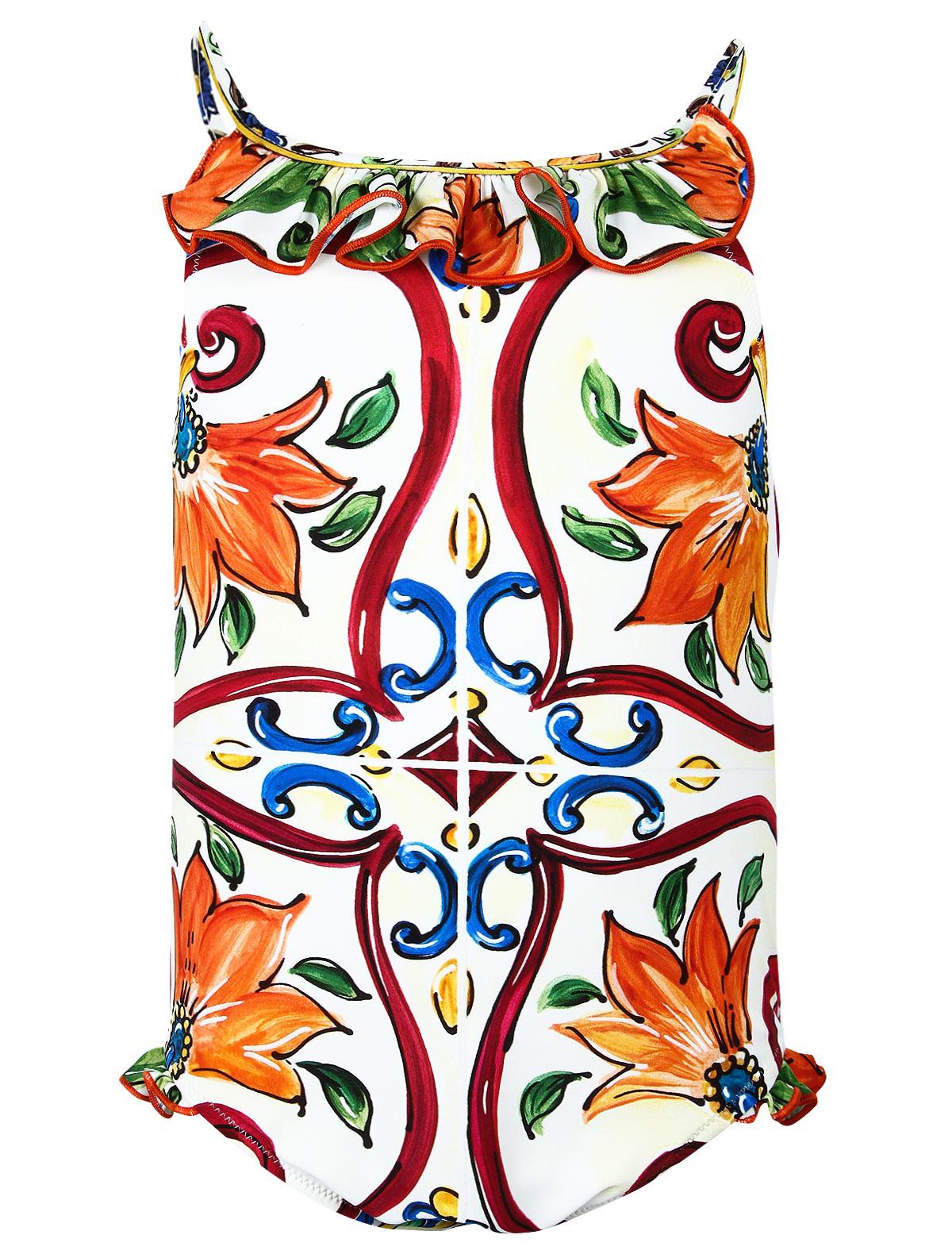 Купить 1862639, Купальник Dolce & Gabbana, разноцветный, Женский, 0882509870649