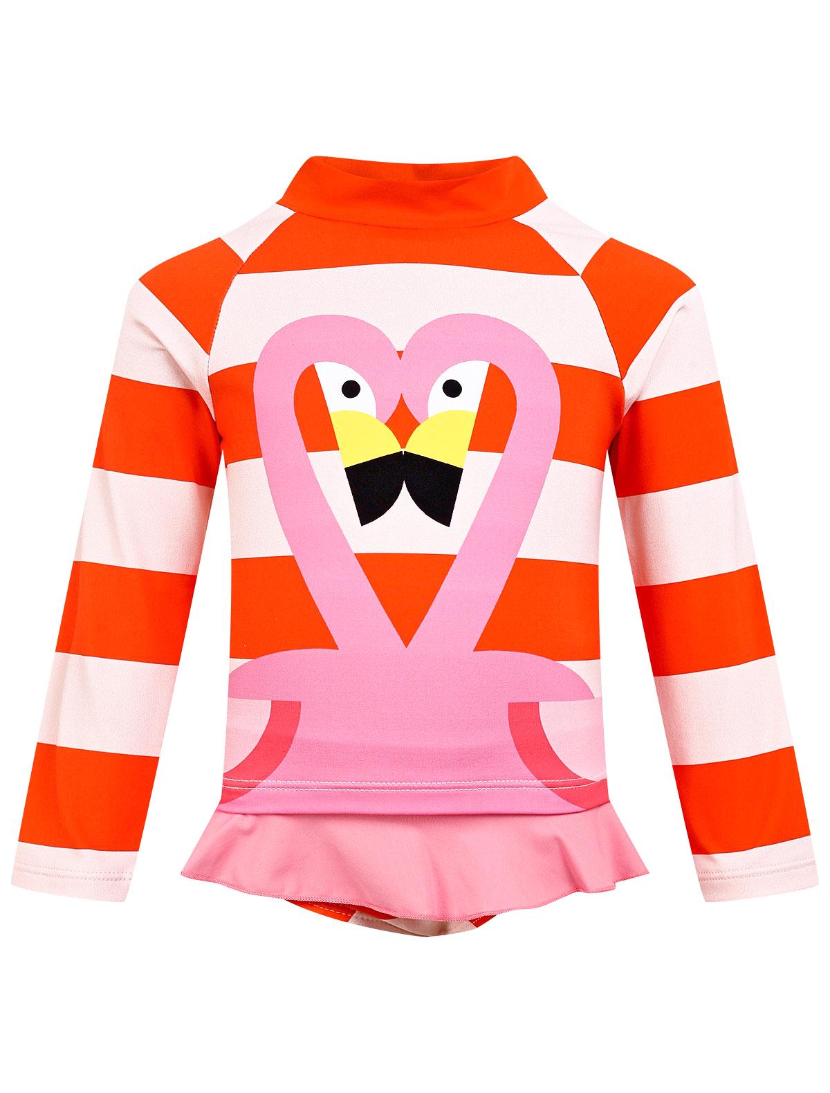 Купить 2280427, Комплект для плавания Stella McCartney, оранжевый, Женский, 4264509170183