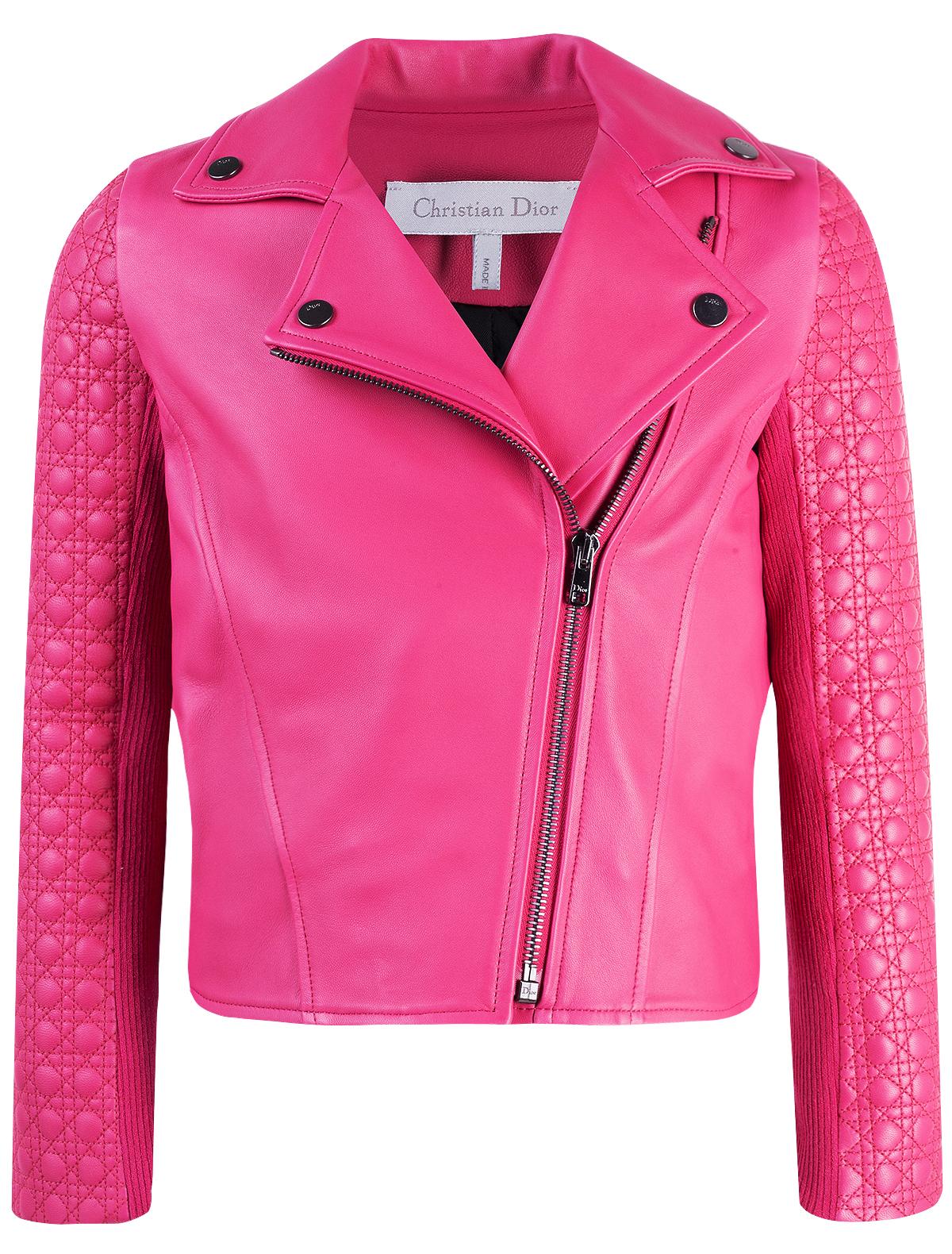 Купить 1872609, Куртка Dior, розовый, Женский, 1070208780010
