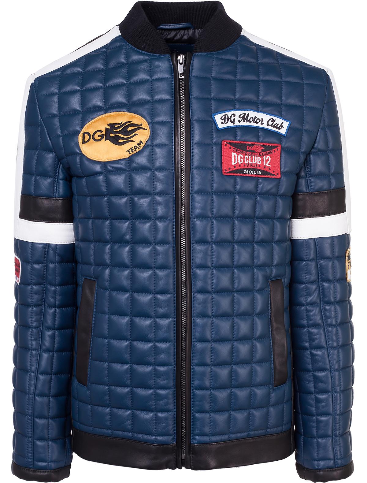Купить 1874786, Куртка Dolce & Gabbana, разноцветный, Мужской, 1072518780032