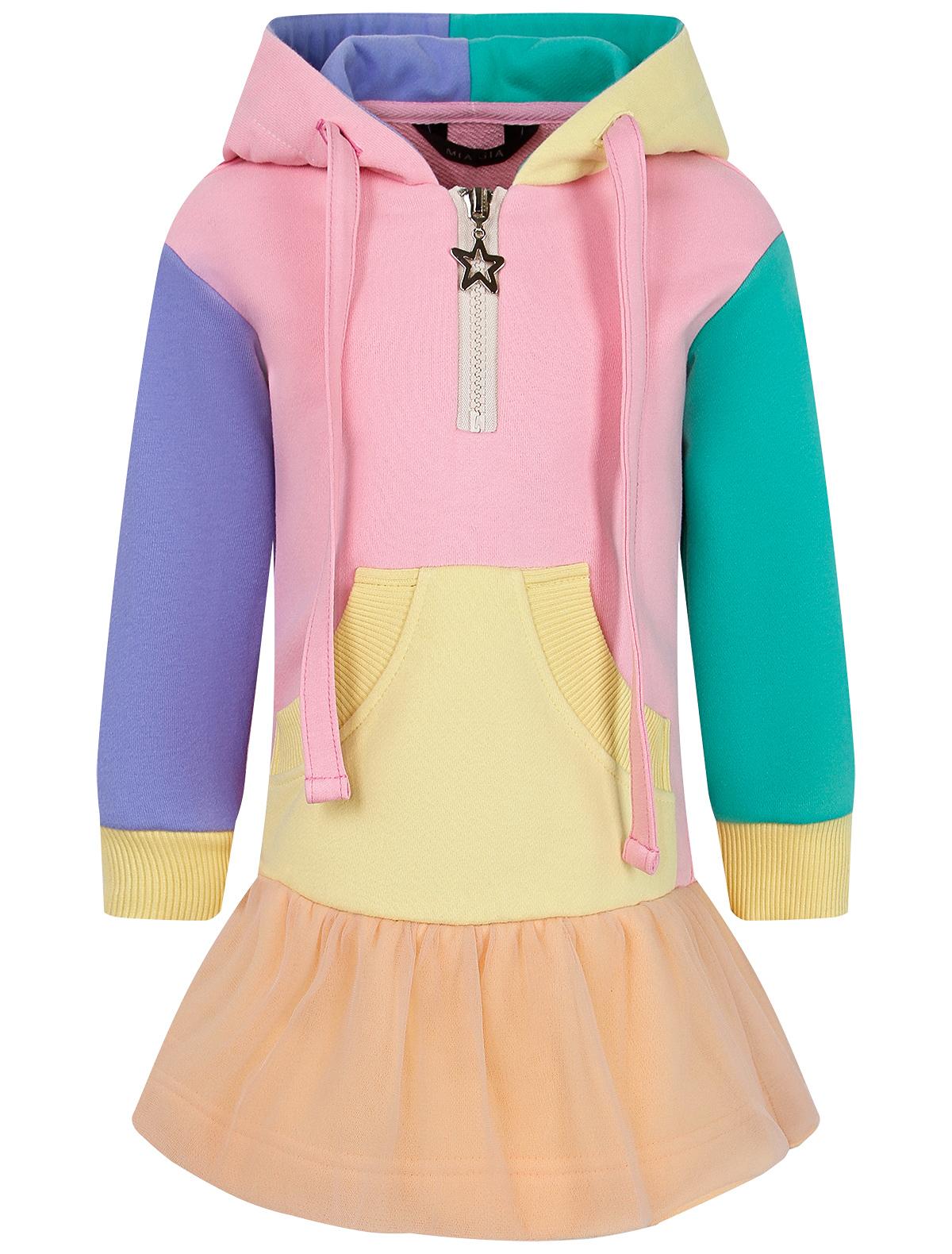 2268419, Платье MIA GIA, разноцветный, Женский, 1054500080351  - купить со скидкой