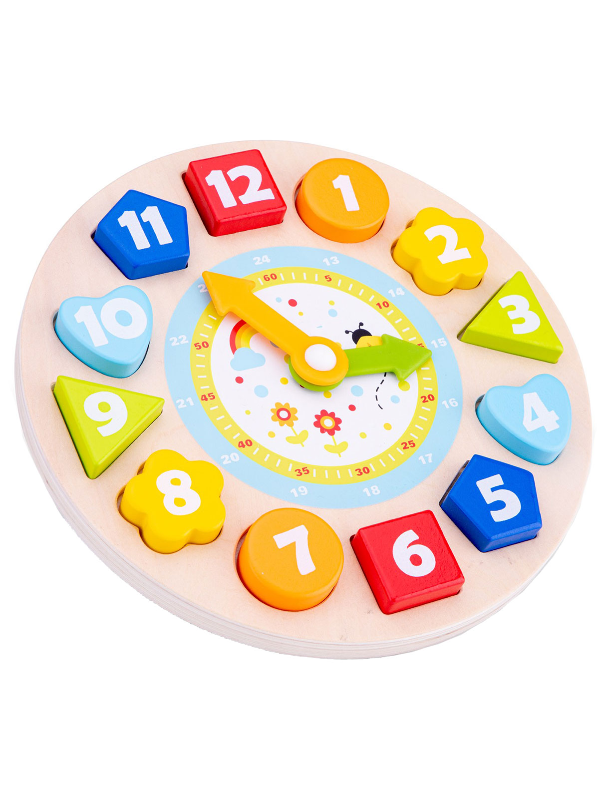 Игрушка New Classic Toys 2267329 разноцветного цвета