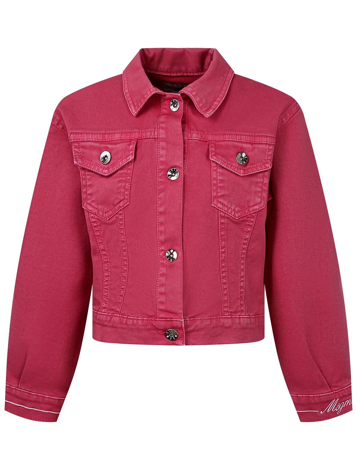 Куртка MSGM розового цвета