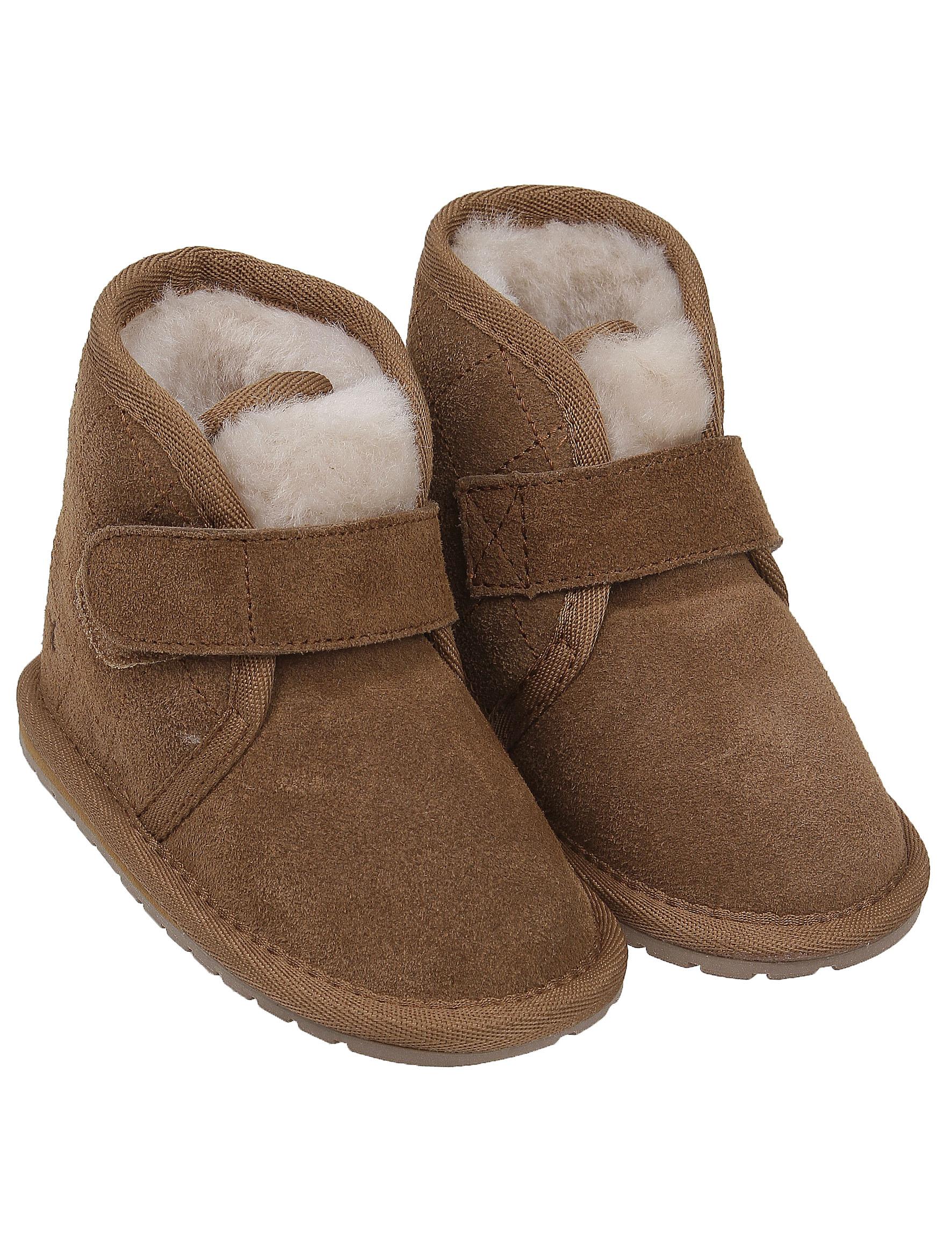 Купить 2246207, Сапоги Emu Australia, коричневый, 2024529080204