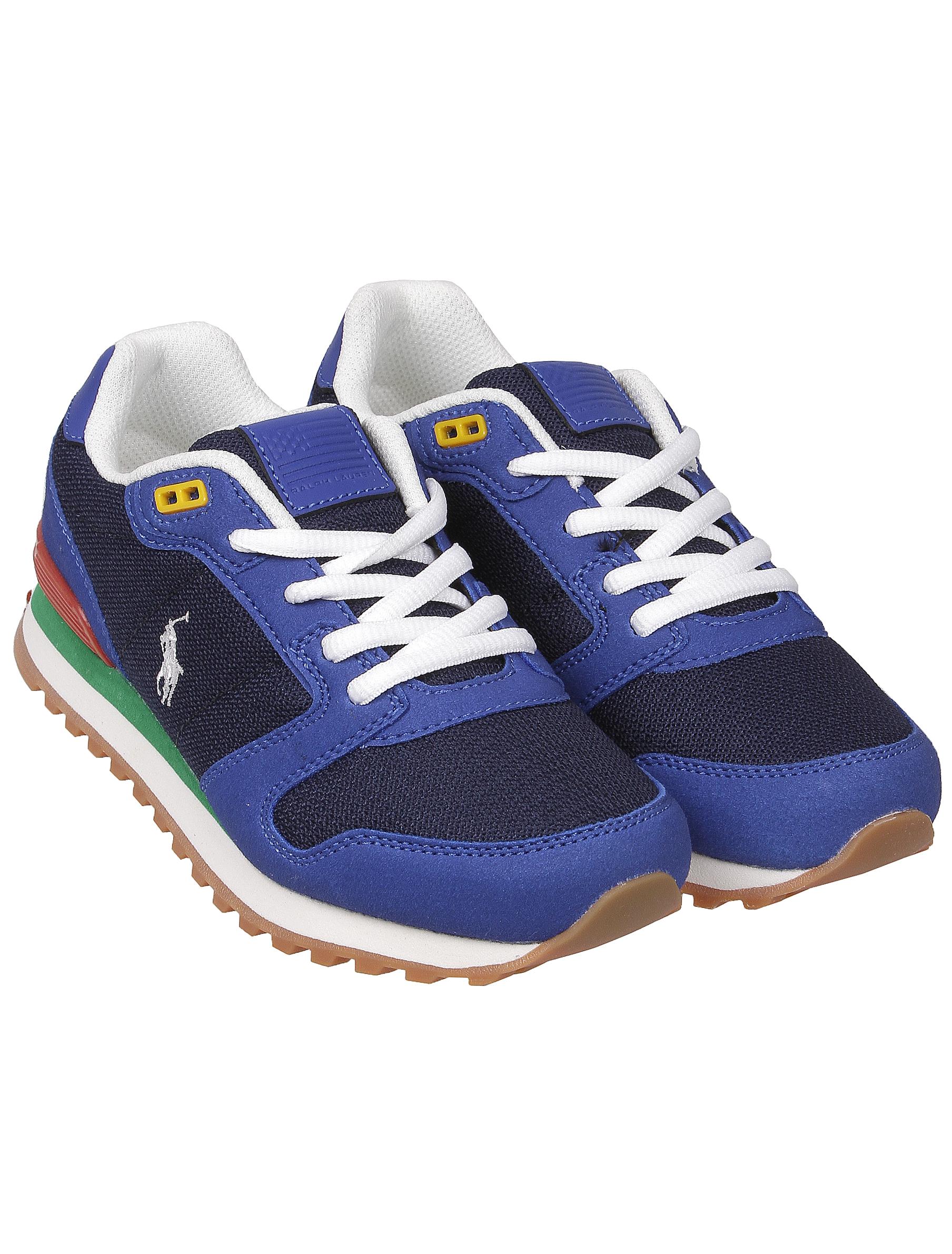 Купить 1996232, Кроссовки Ralph Lauren, синий, Мужской, 2101419970132
