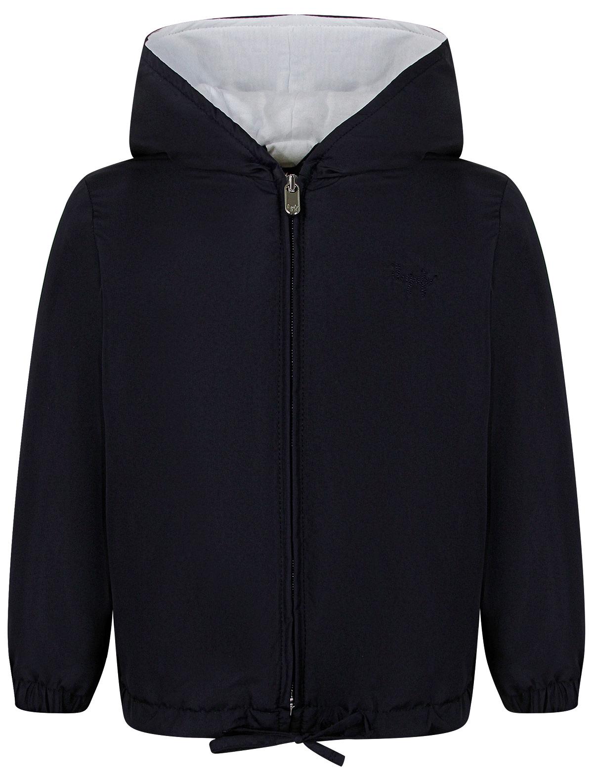 Купить 2281329, Куртка Il Gufo, синий, Мужской, 1074519170133