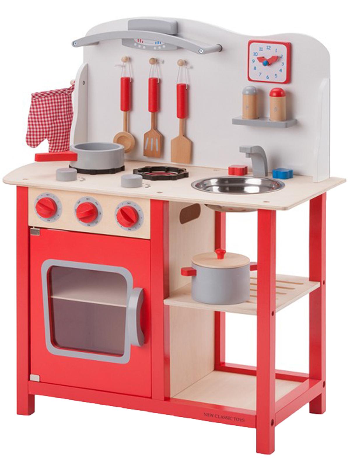 Игрушка New Classic Toys 2146502 красного цвета