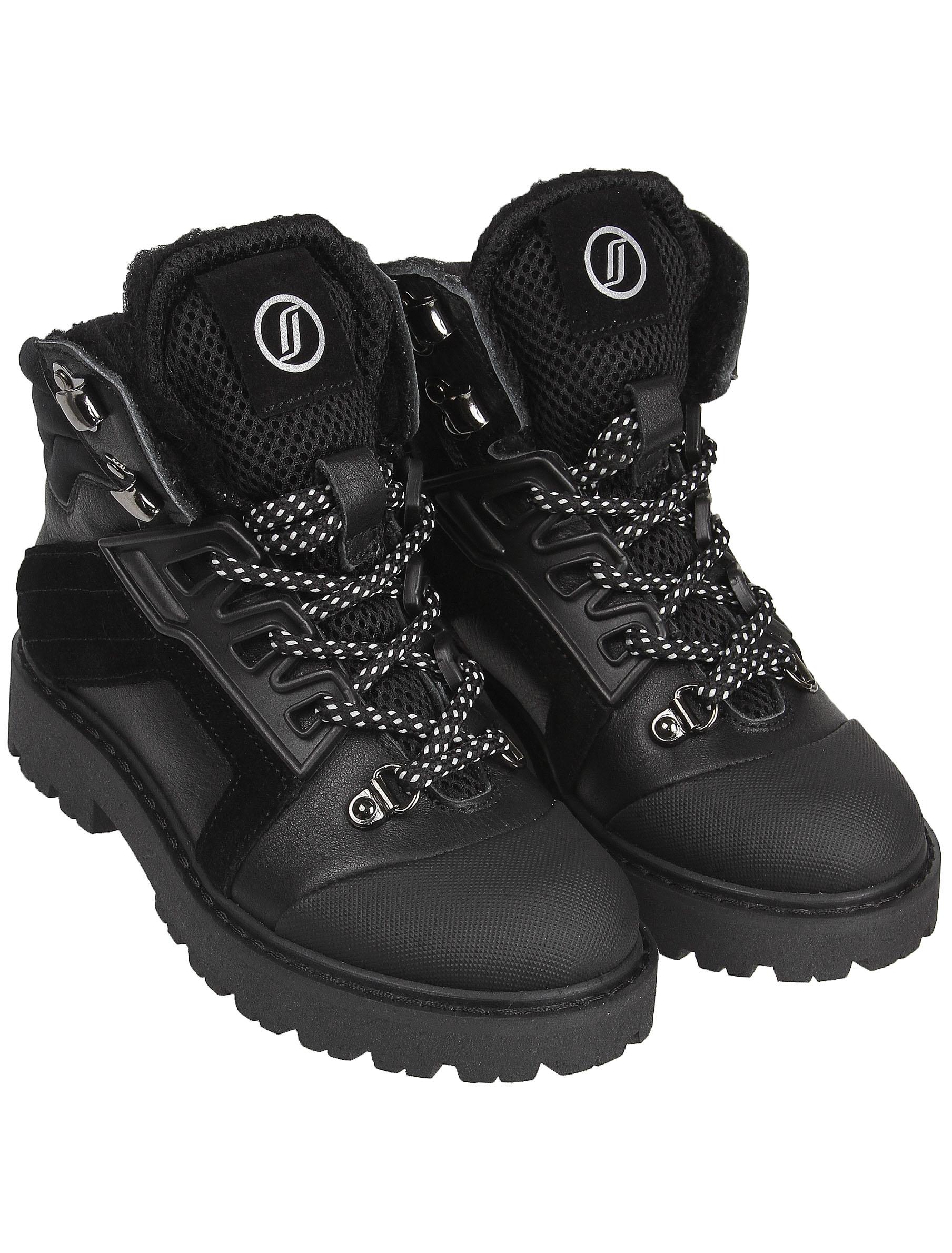 Купить 2141207, Ботинки JARRETT, черный, Мужской, 2031119980370