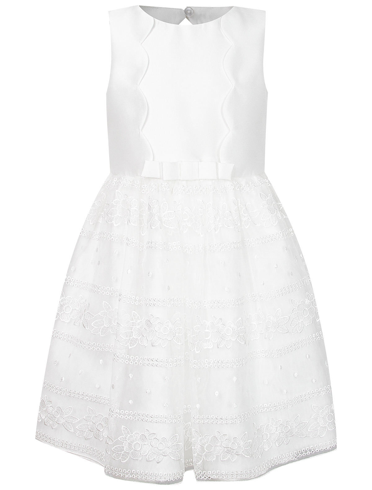 Купить 2205653, Платье ABEL & LULA, белый, Женский, 1054609075579