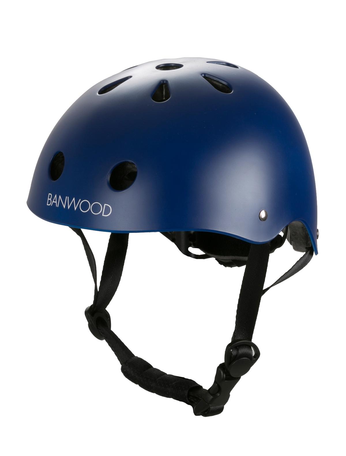 Купить 2213885, Шлем Banwood, синий, 5424520070018