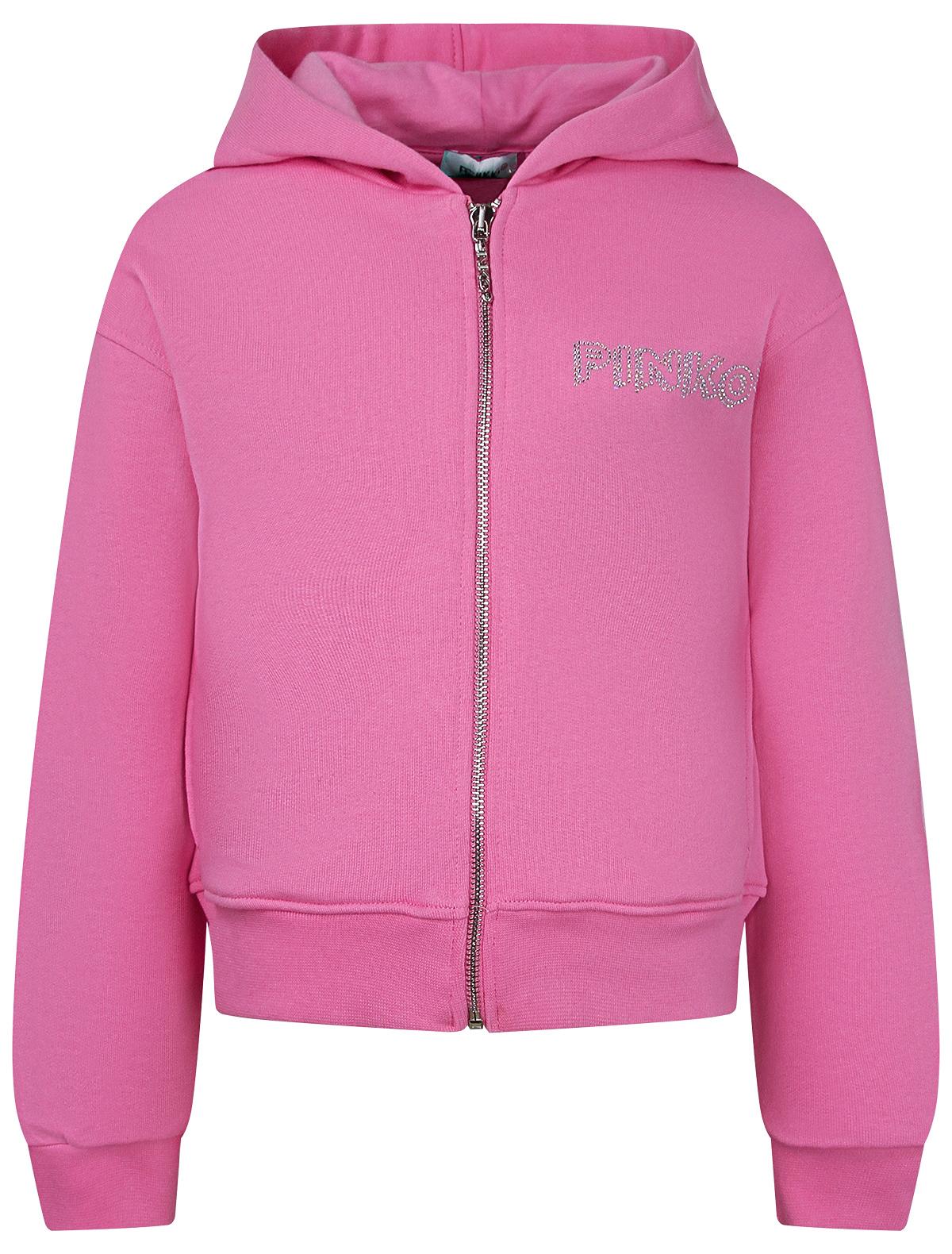 Купить 2275712, Толстовка Pinko Up, розовый, Женский, 0074509170267