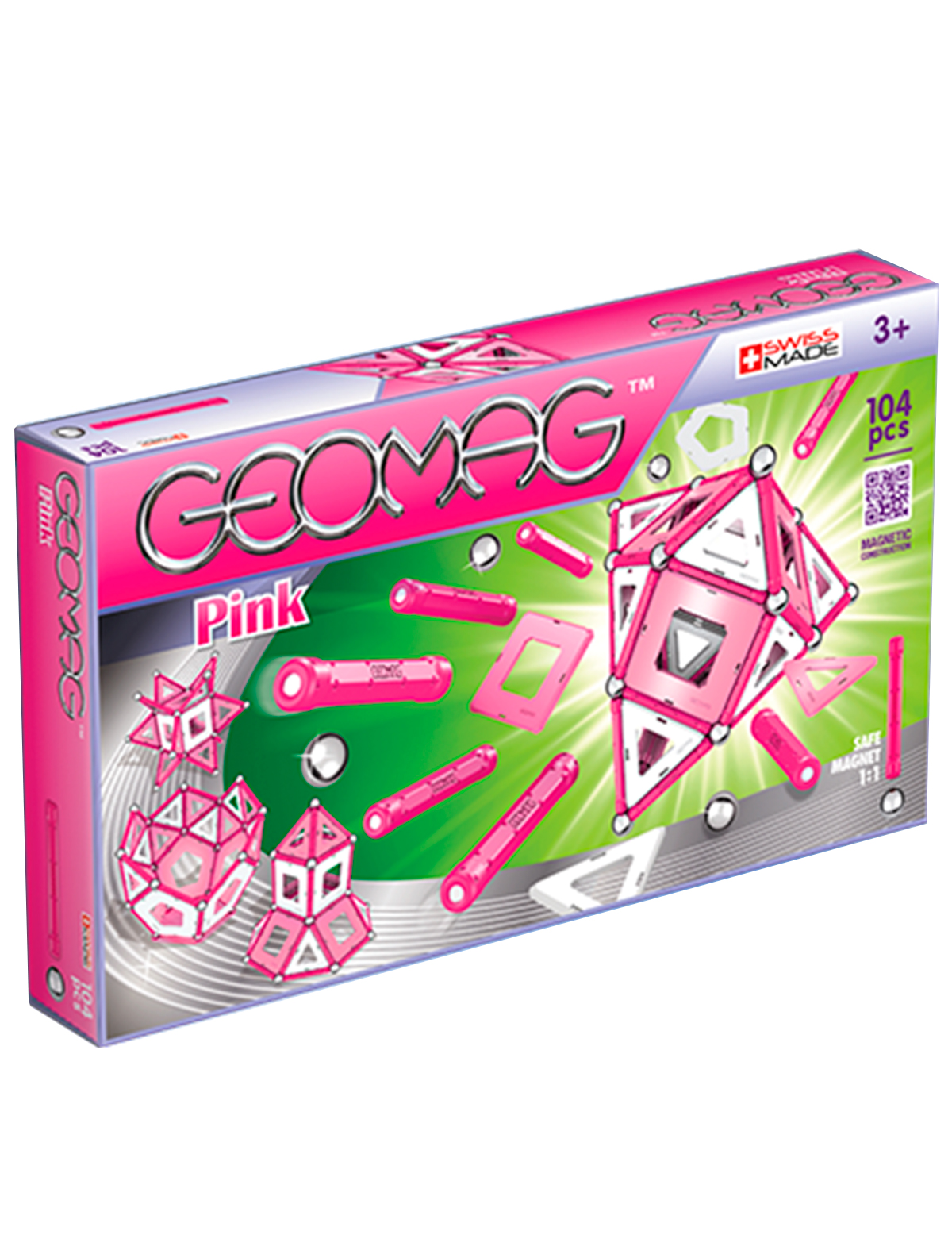 Купить 2146168, Игрушка GEOMAG, розовый, 7132629980081