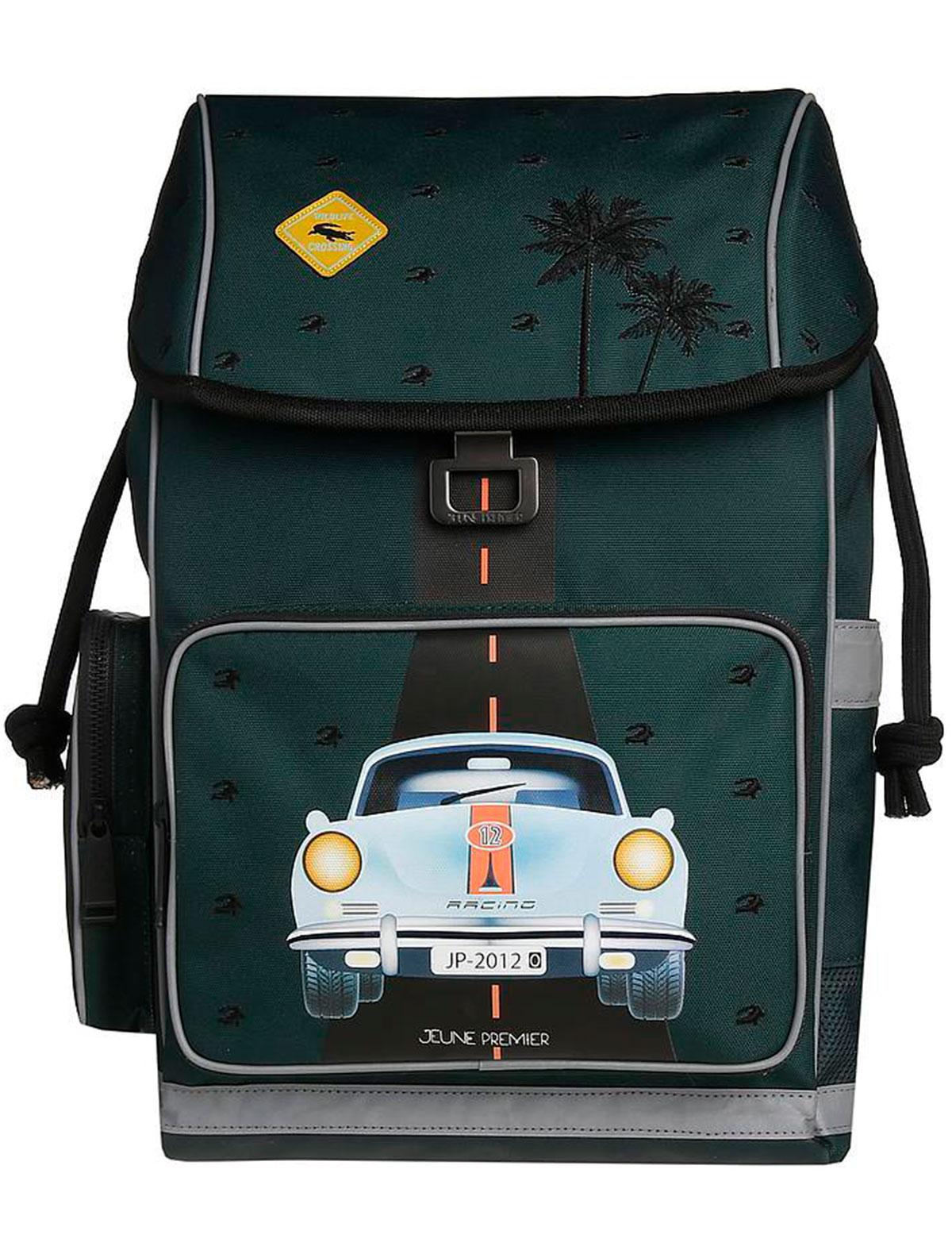 Купить 2321976, Рюкзак Jeune Premier, зеленый, 1504528180033