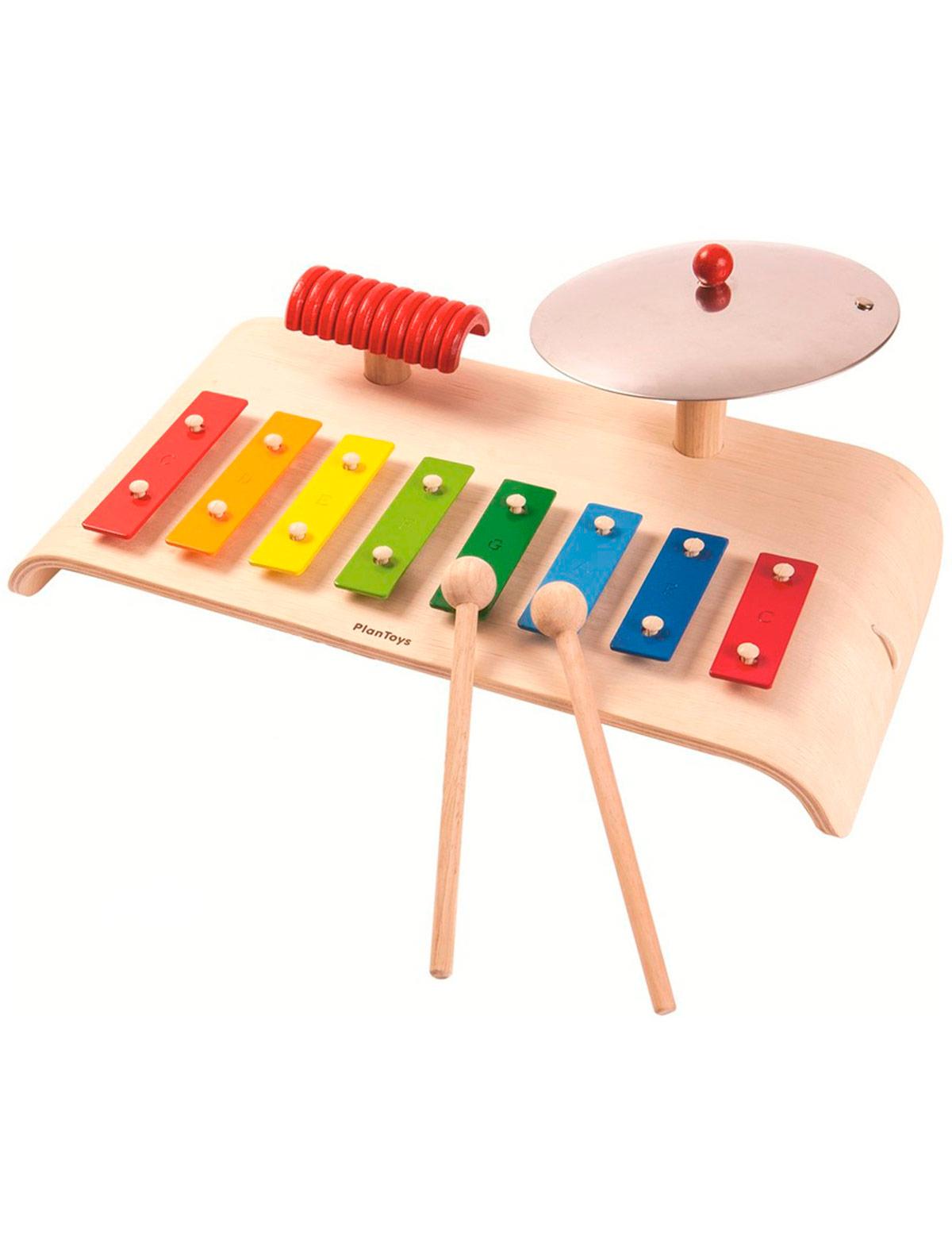 Купить 2134847, Игрушка PLAN TOYS, разноцветный, 7132529980044