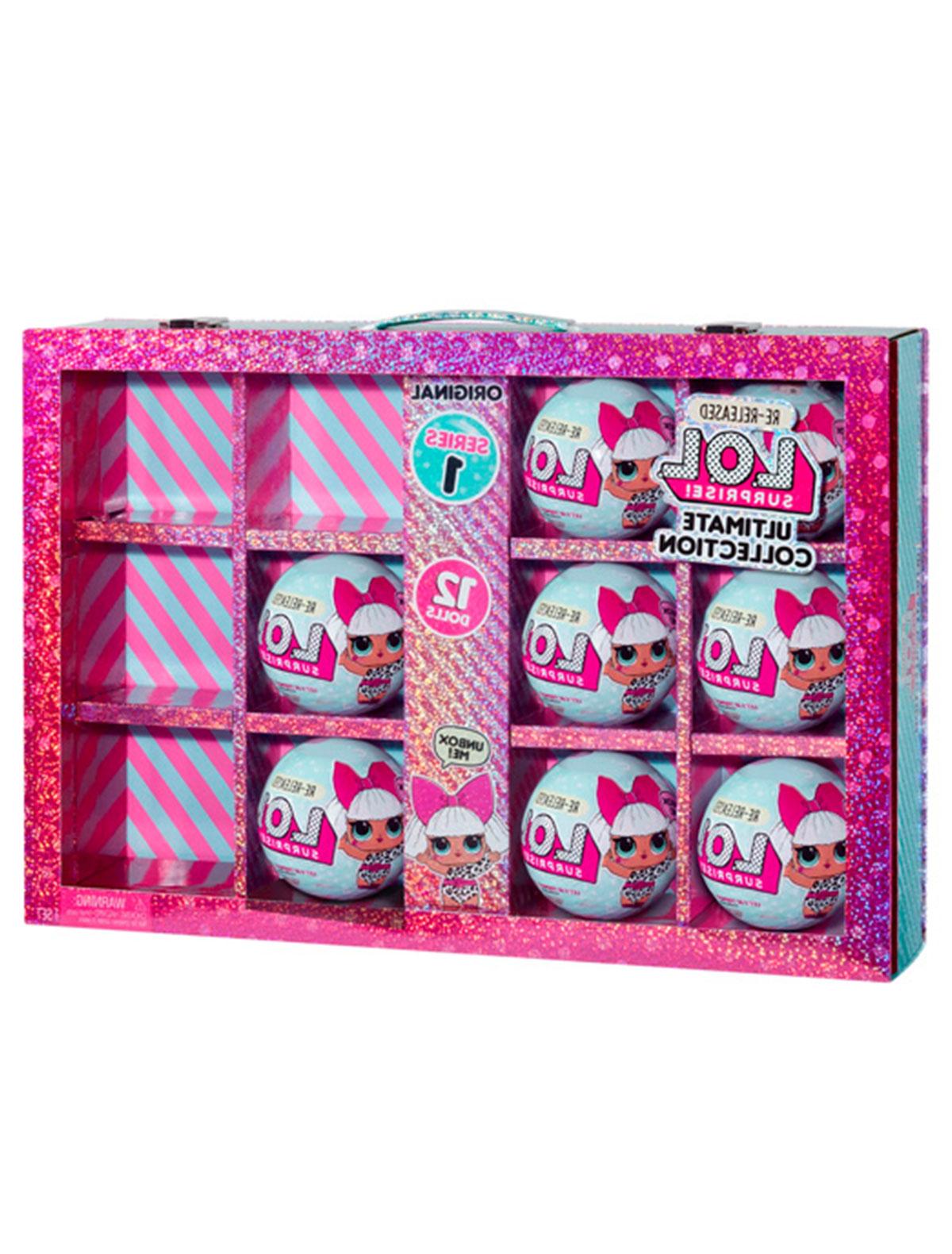 2298370, Игрушка LOL, розовый, 7134529170388  - купить со скидкой
