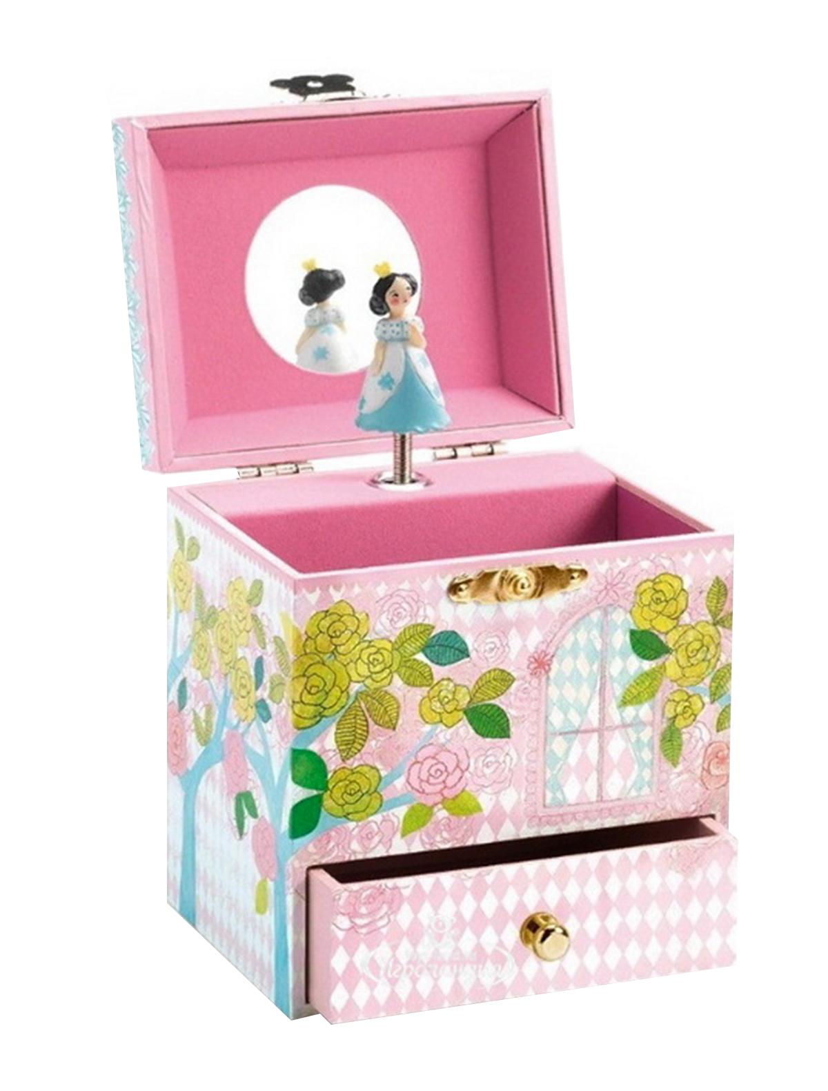 Купить 2135331, Игрушка Djeco, розовый, 7132628980037