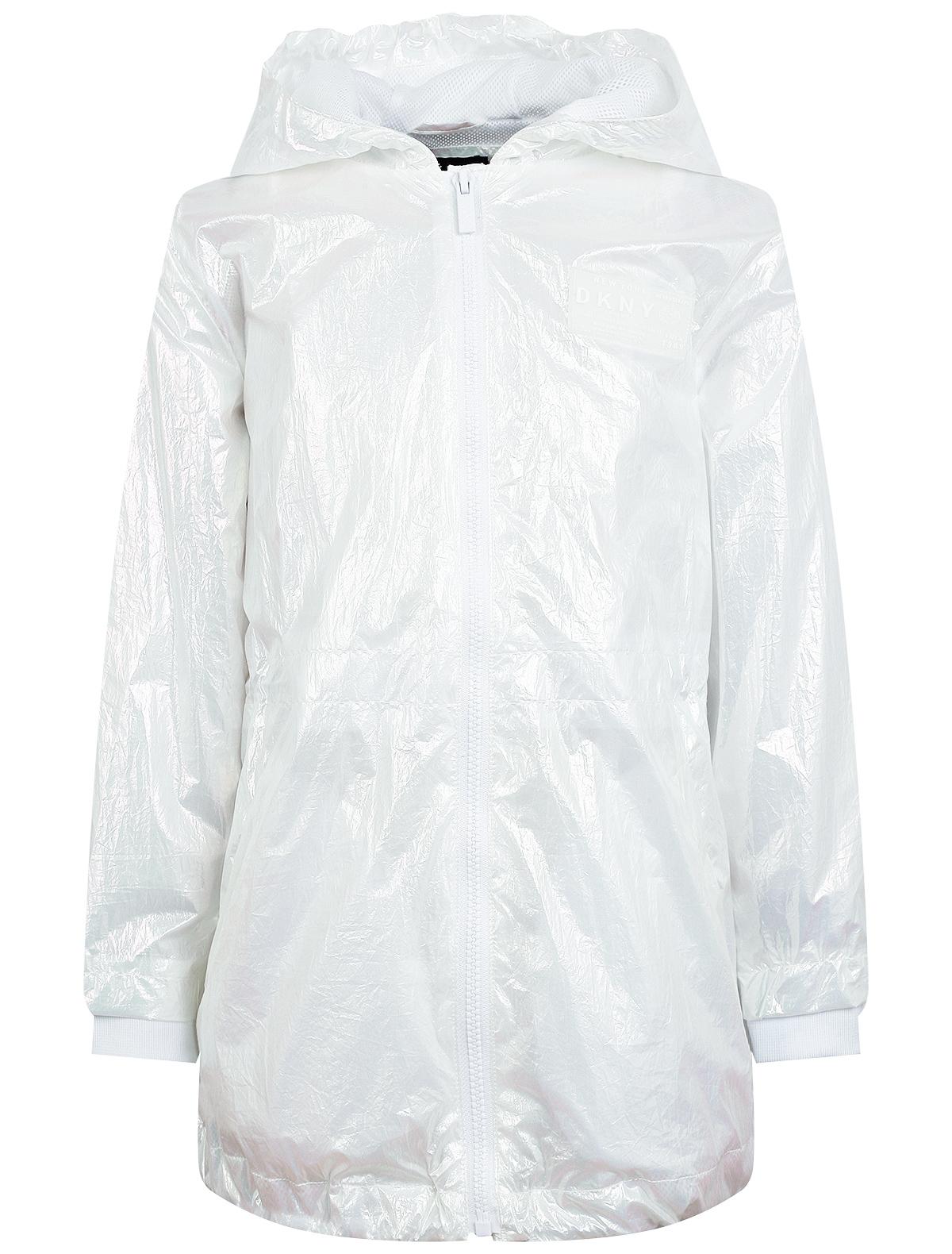 Купить 2159851, Ветровка DKNY, белый, Женский, 1571209070044