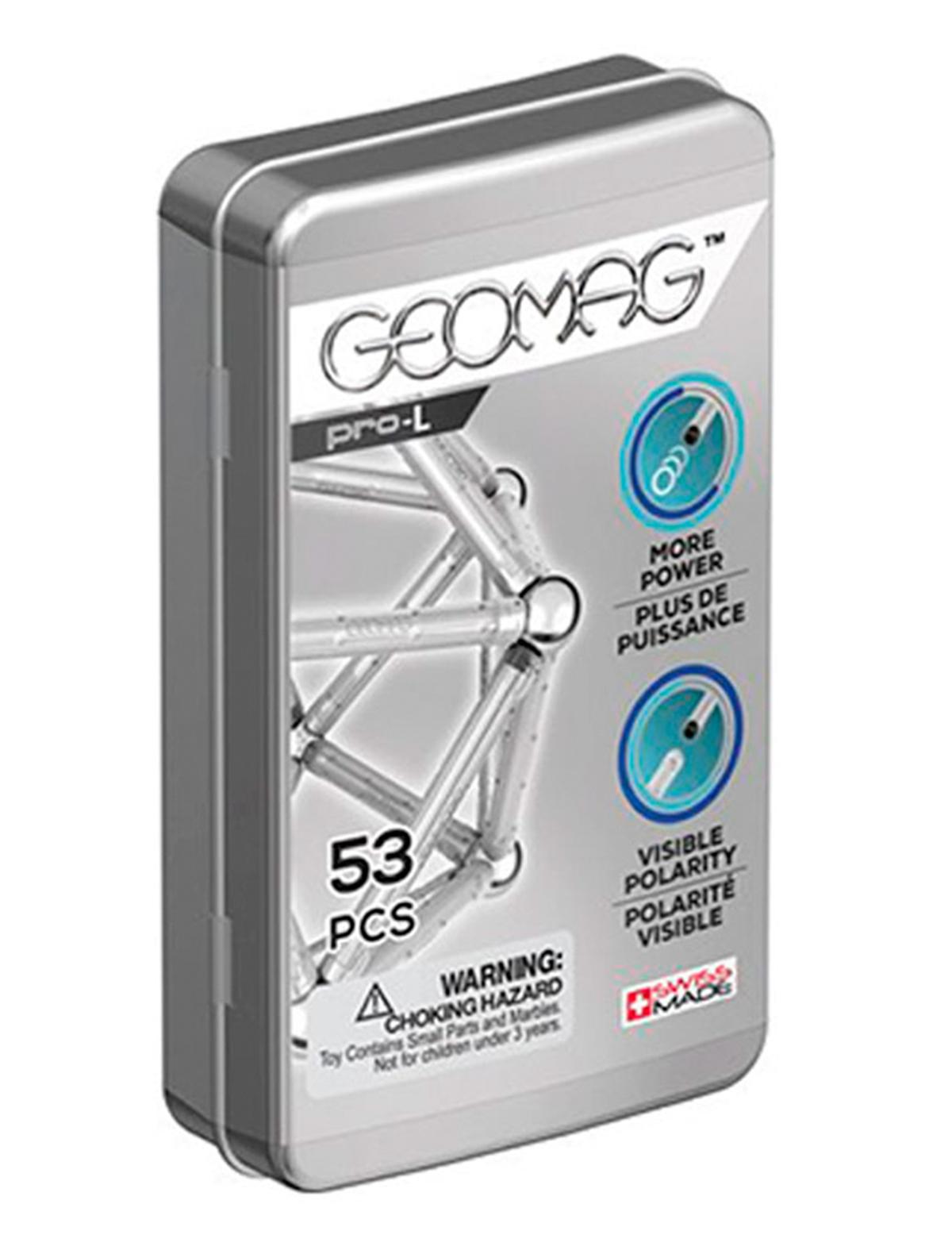 Купить 2146160, Игрушка GEOMAG, серый, 7131729980076