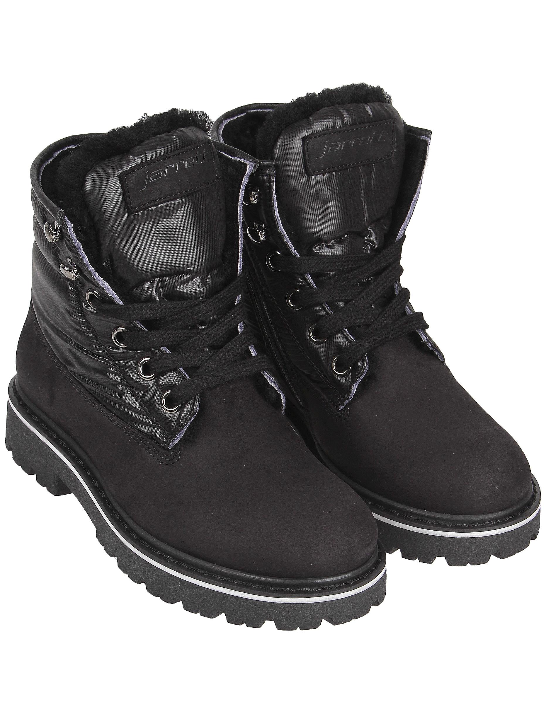 Купить 2141221, Ботинки JARRETT, черный, Мужской, 2031119980417