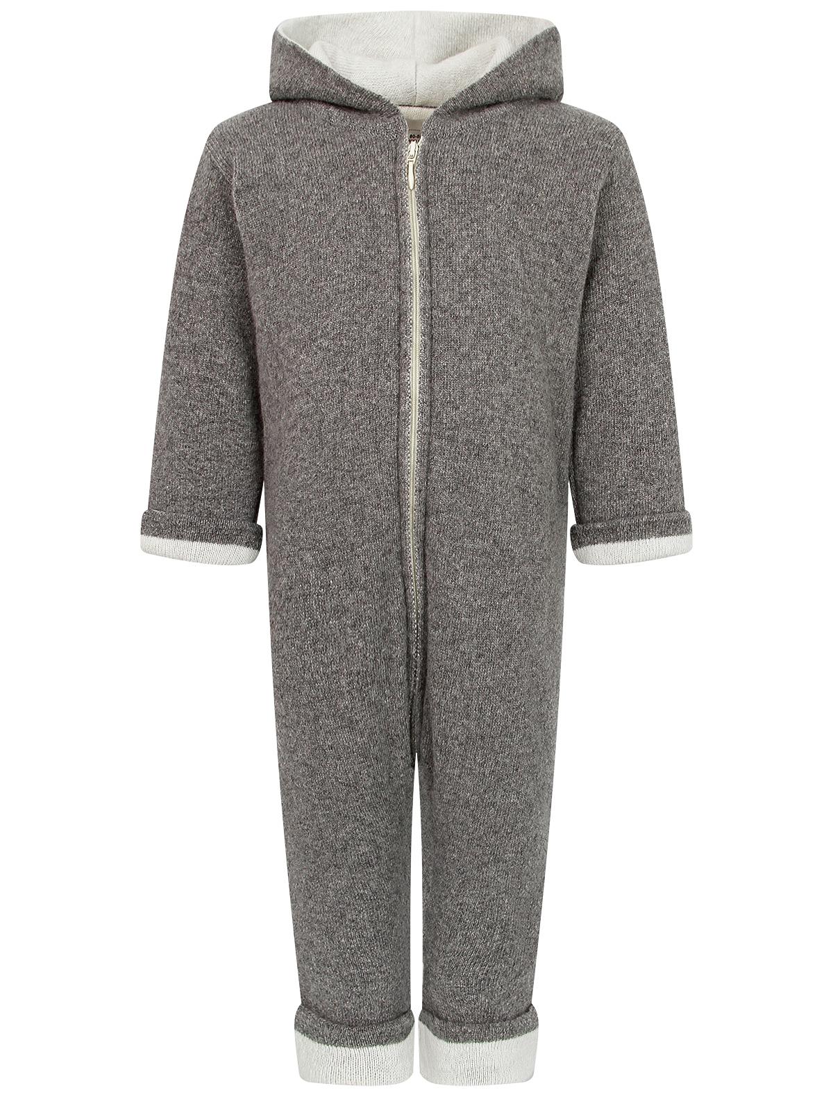 2256749, Комбинезон Air wool, серый, 1284529080470  - купить со скидкой