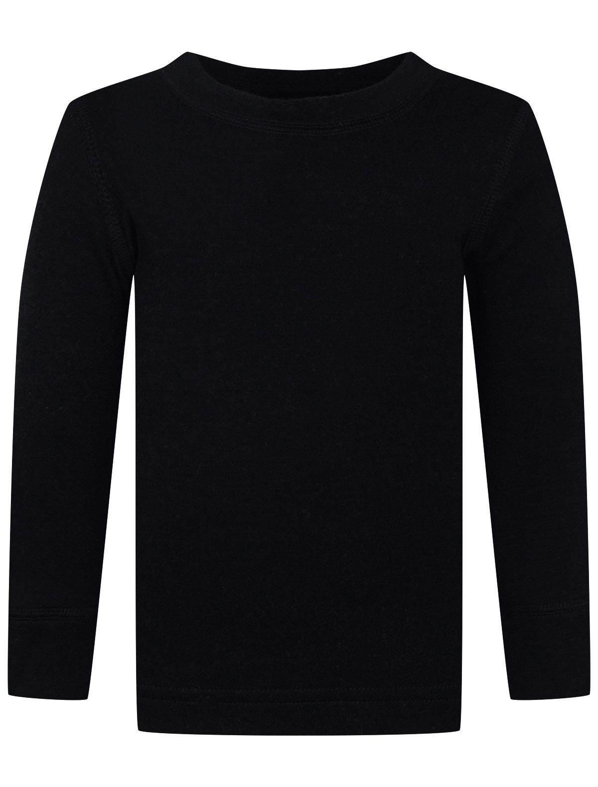 Купить 2249471, Термобелье Air wool, черный, 1724529080150