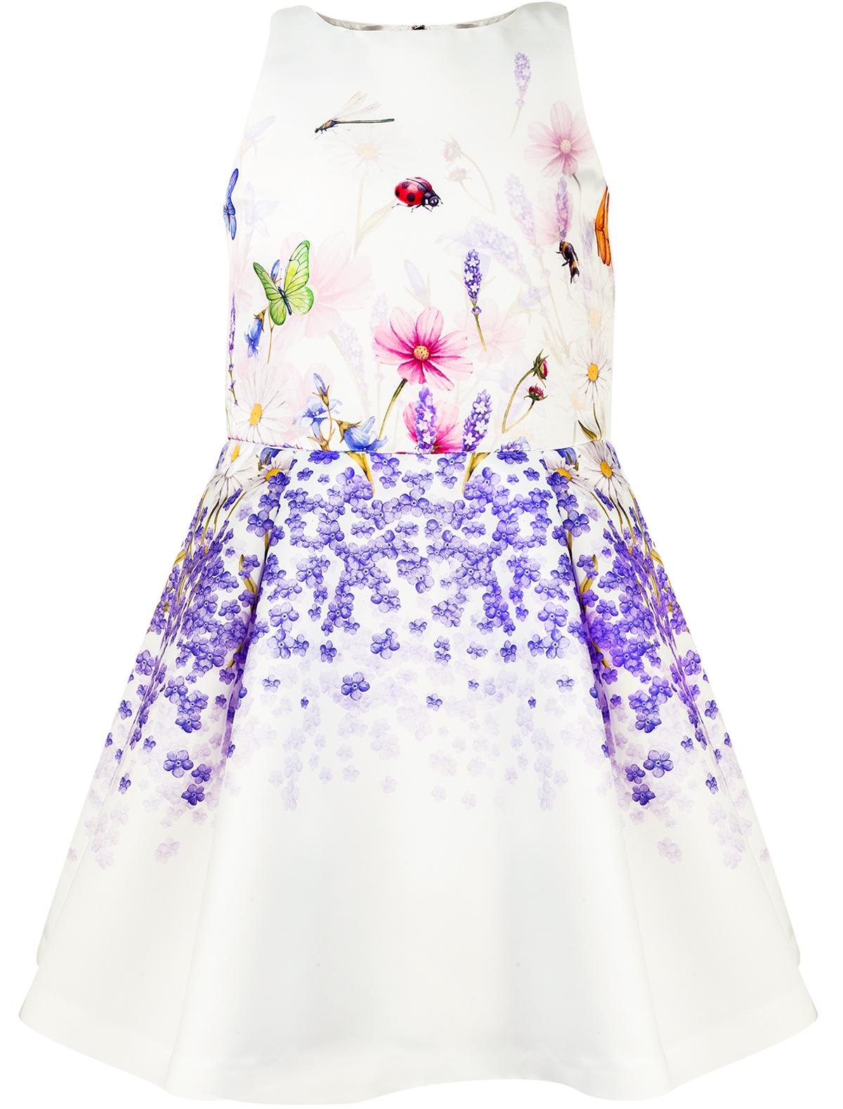Купить 1867892, Платье David Charles, белый, Женский, 1051209771214