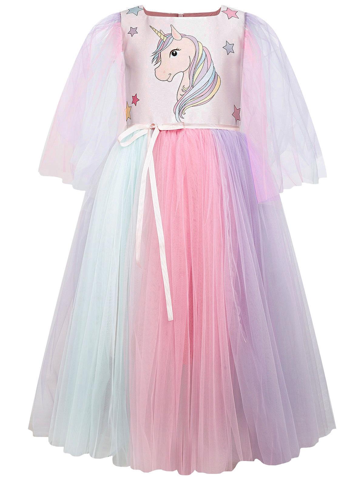 Платье EIRENE 2291064 розового цвета