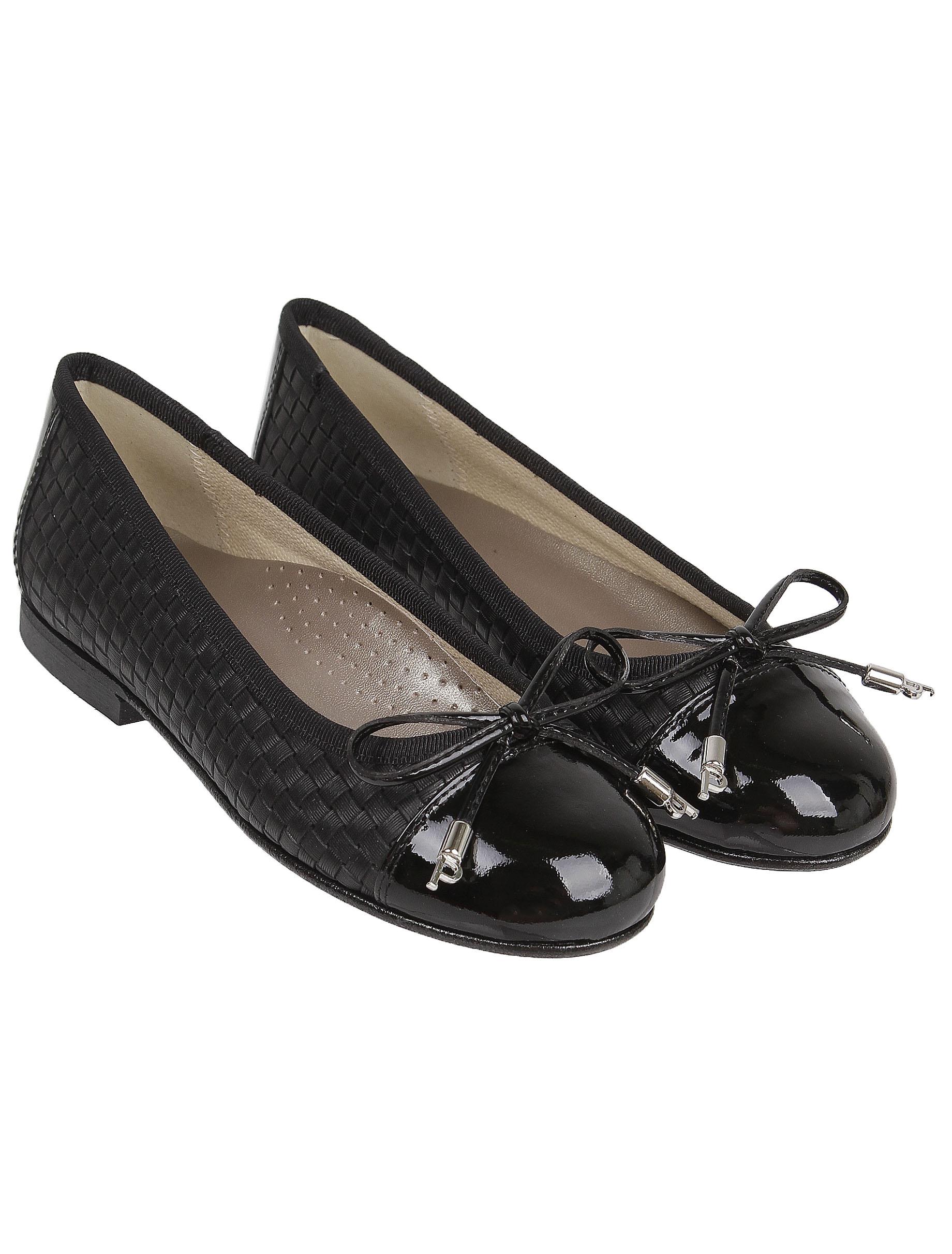 Туфли Eli черного цвета