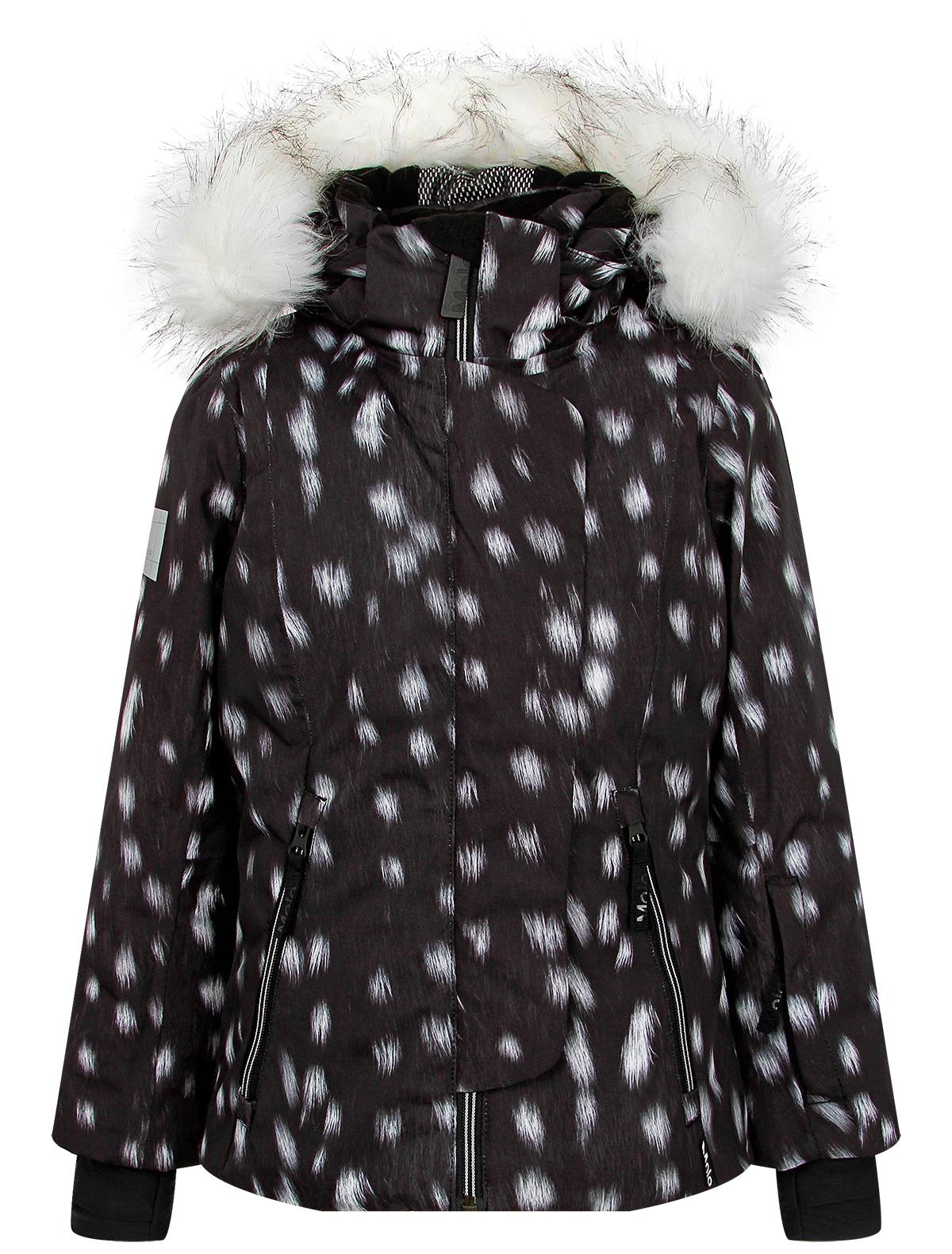 Купить 2348892, Куртка MOLO, черный, Женский, 1074509180968