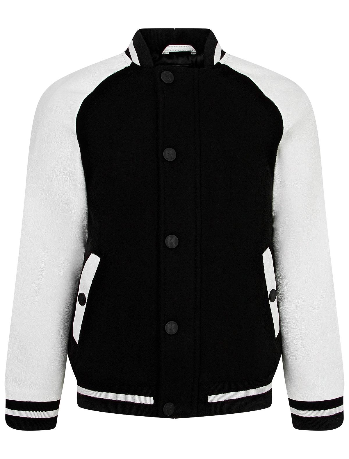 Купить 2238184, Куртка KARL LAGERFELD, черный, Мужской, 1074519082948