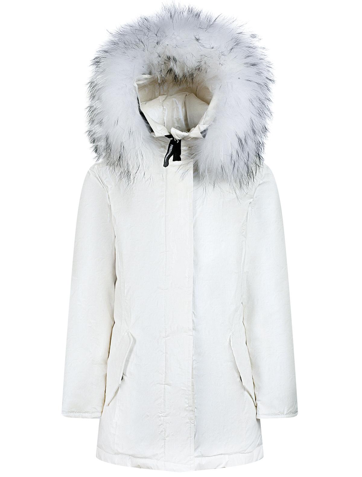 Купить 2243300, Куртка FREEDOMDAY, белый, Женский, 1074509082712