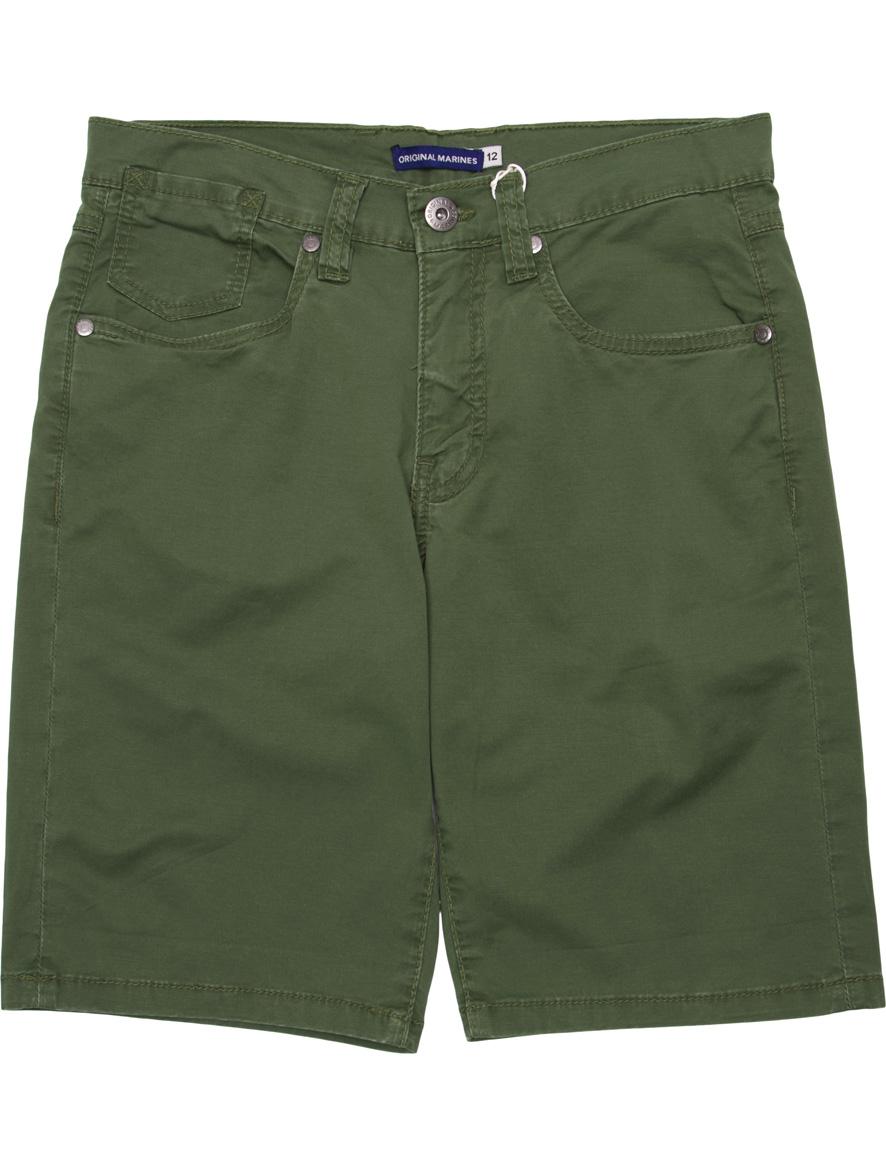 Шорты Original Marines 1906434 зеленого цвета