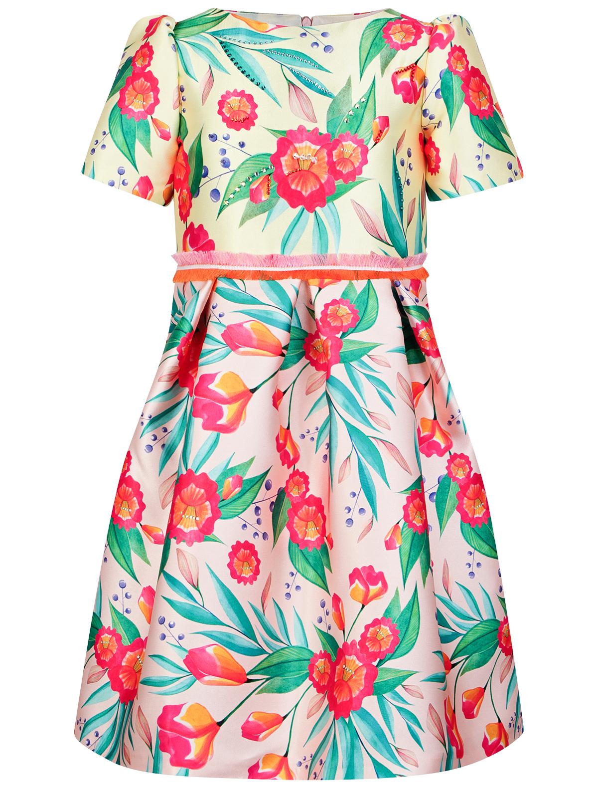 Купить 1994125, Платье EIRENE, разноцветный, Женский, 1053009973270