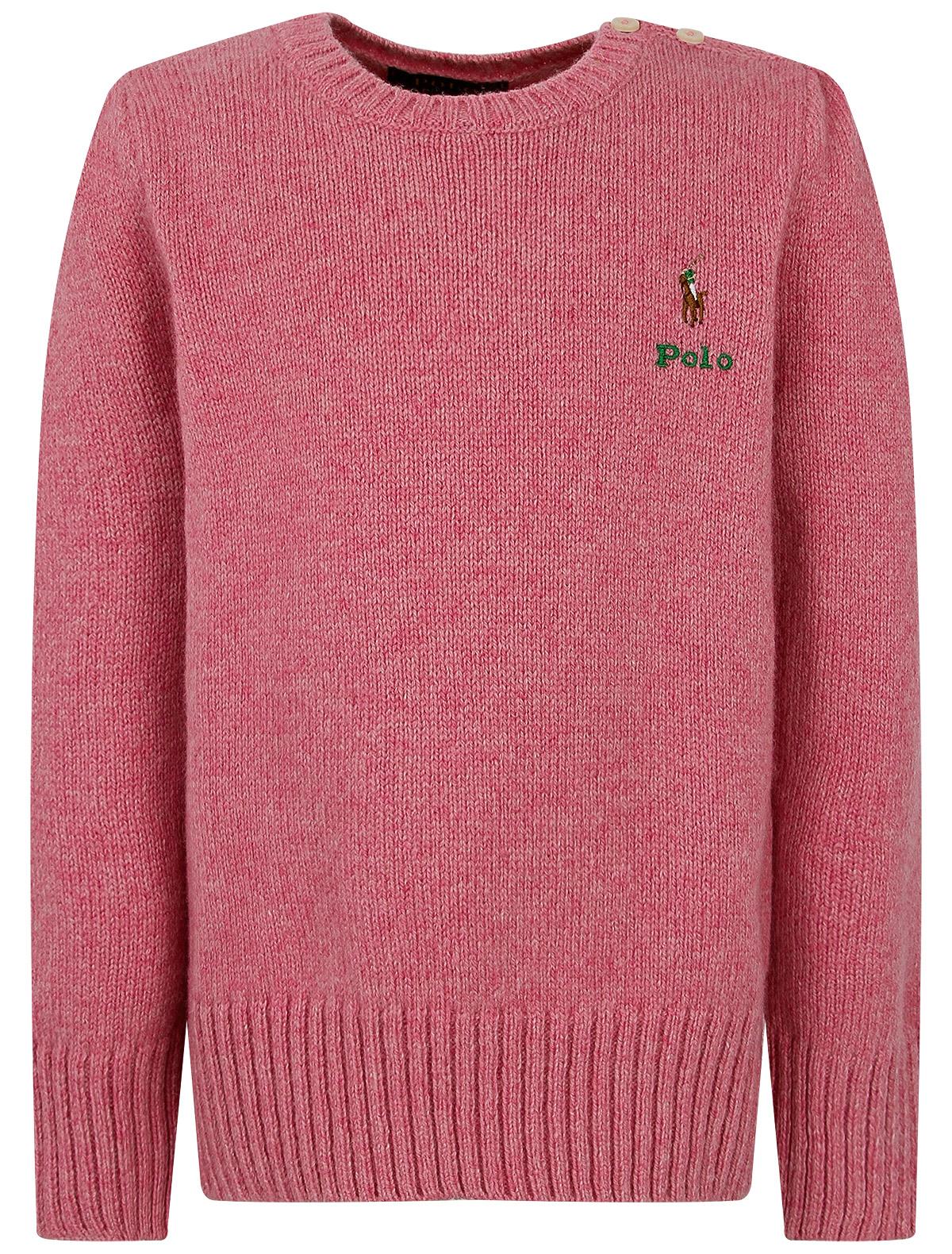 2263465, Джемпер Ralph Lauren, розовый, Женский, 1264509084575  - купить со скидкой