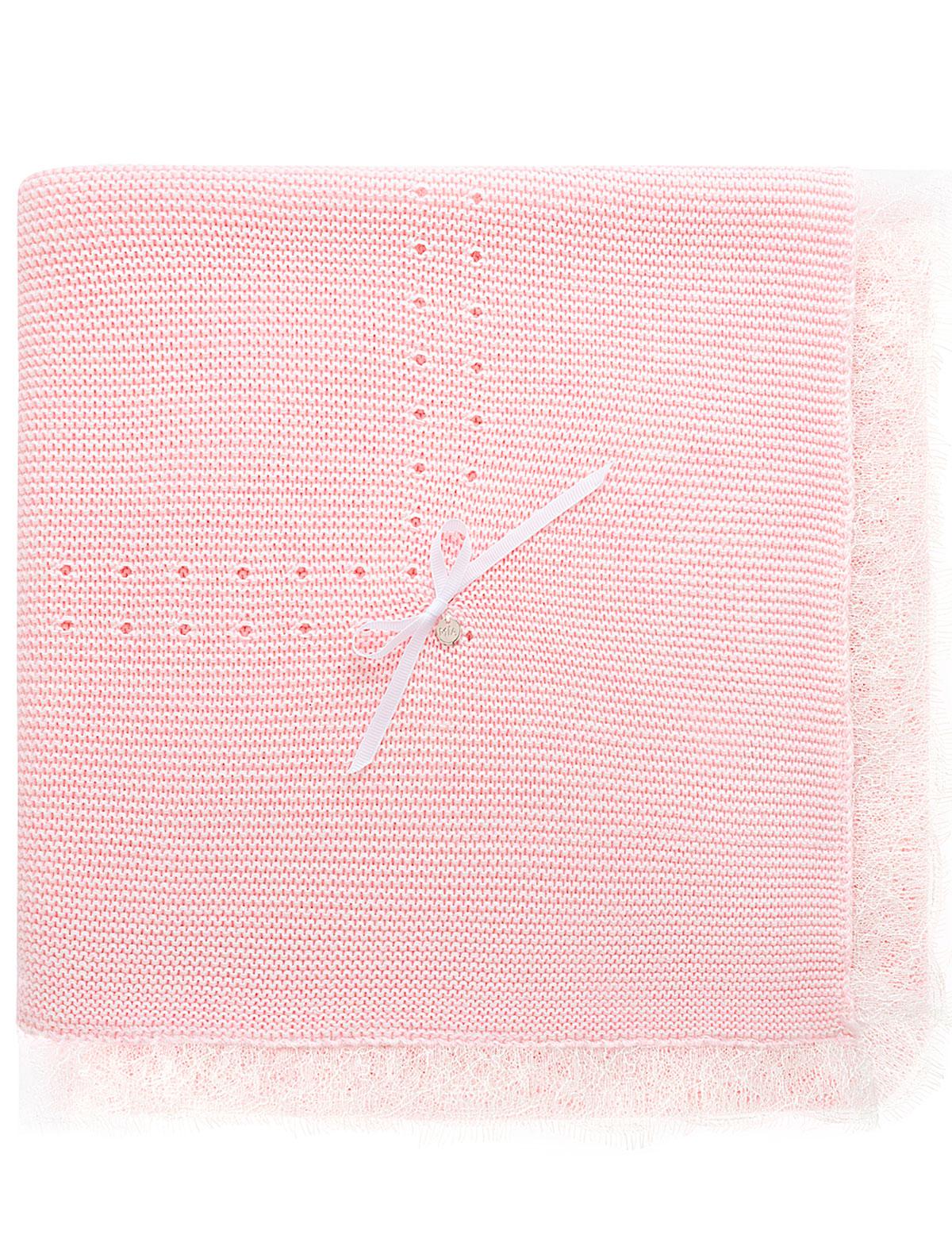 Купить 2211107, Плед MIACOMPANY, розовый, Женский, 0784500070014
