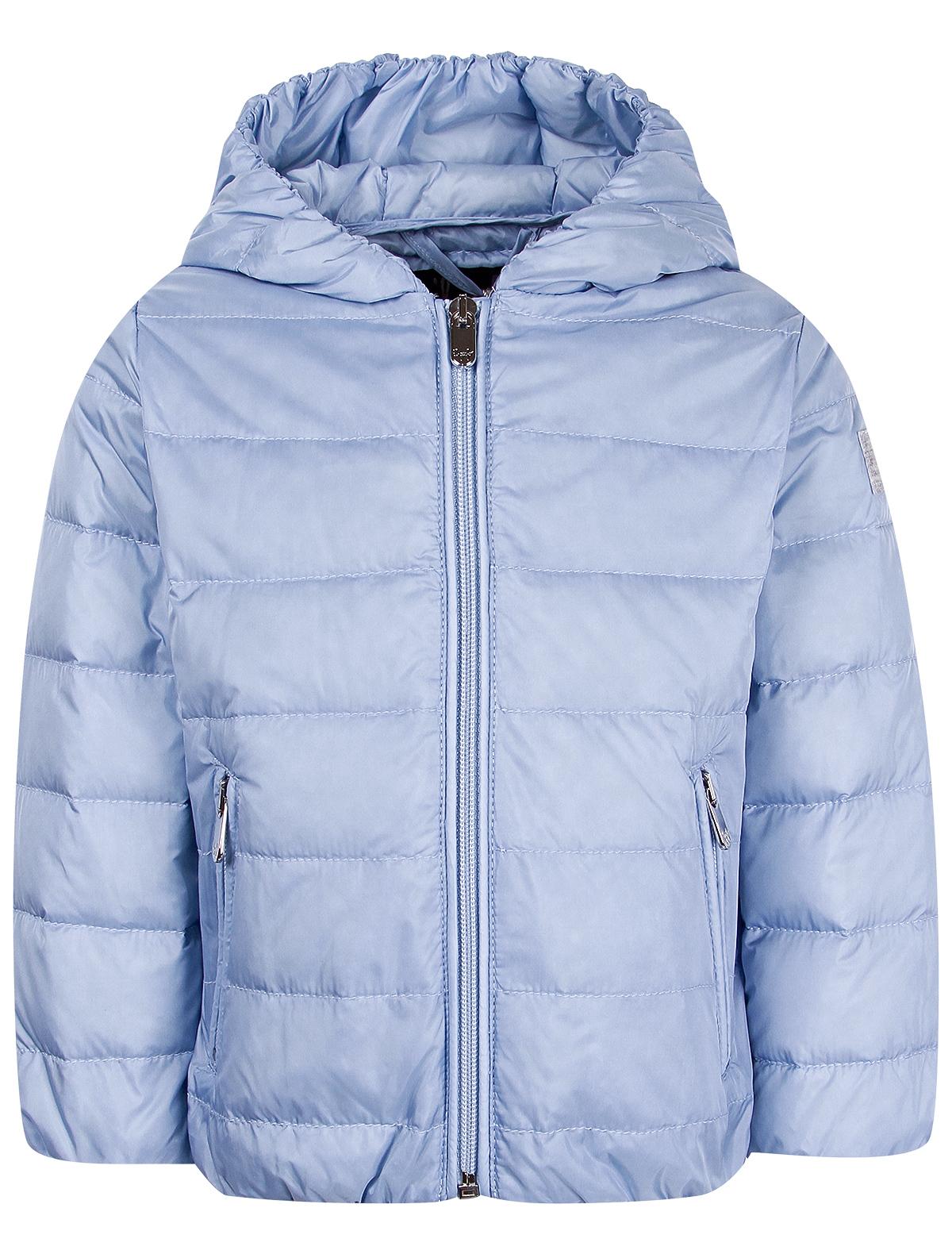 Купить 1947793, Куртка Il Gufo, голубой, Мужской, 1071519970305