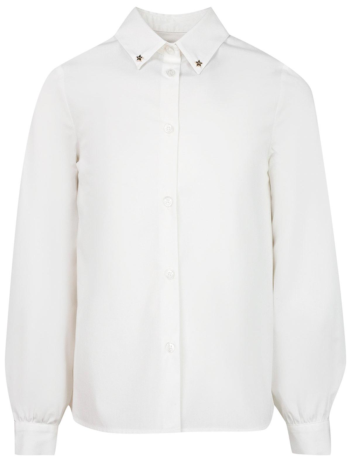 Купить 2139762, Блуза ELISABETTA FRANCHI, белый, Женский, 1031209980465