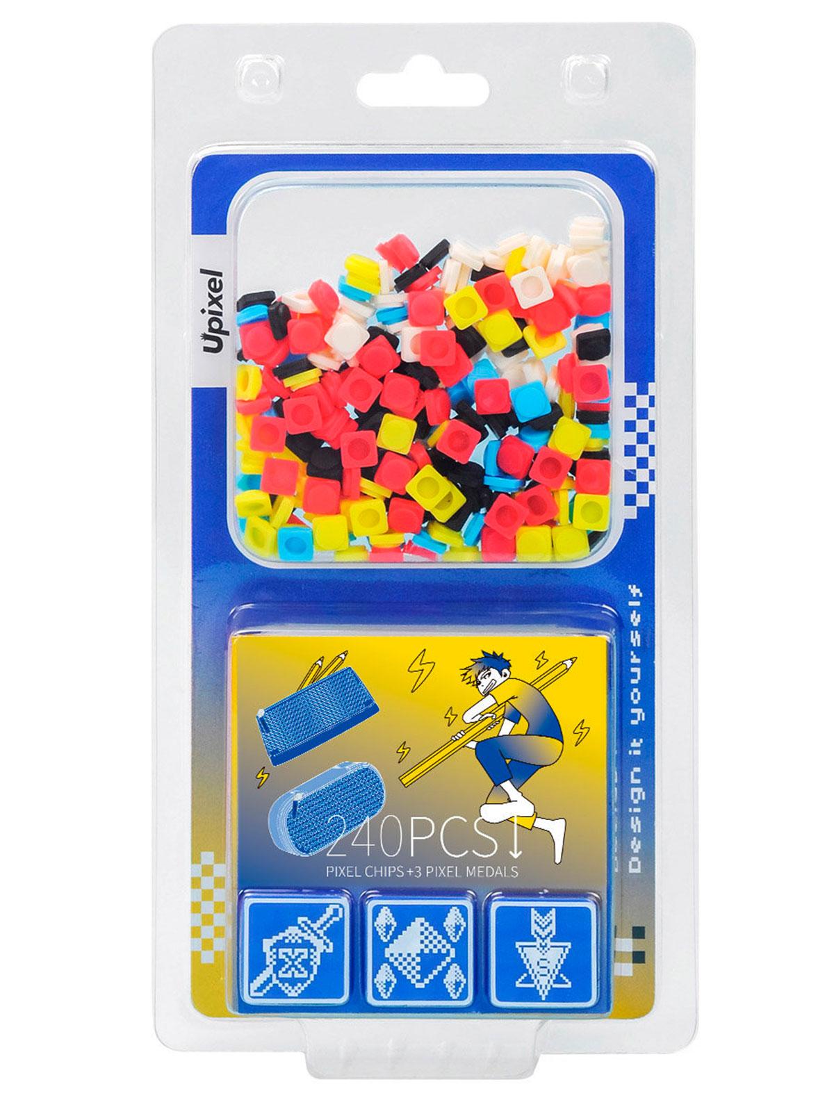 Купить 2220750, Патч Upixel, разноцветный, 0534528080096