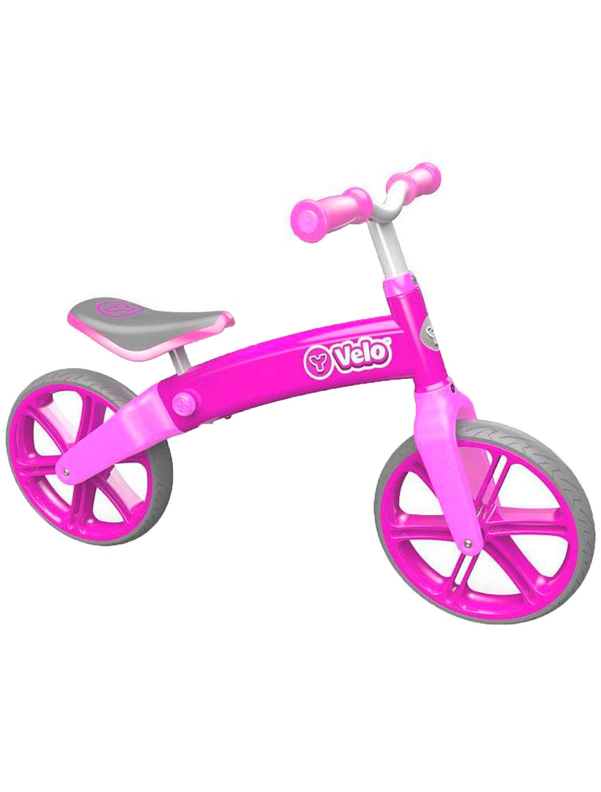 Купить 2213750, Велосипед YVolution, розовый, Женский, 5414509070047